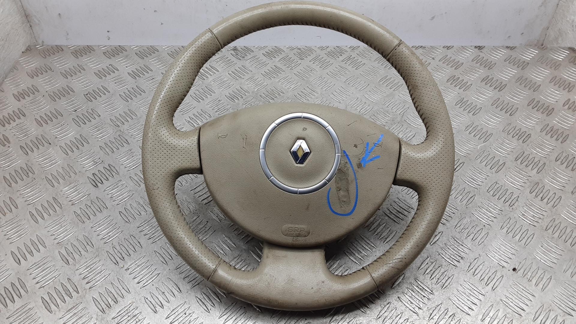 Рулевое колесо, RENAULT, MEGANE 2, 2006