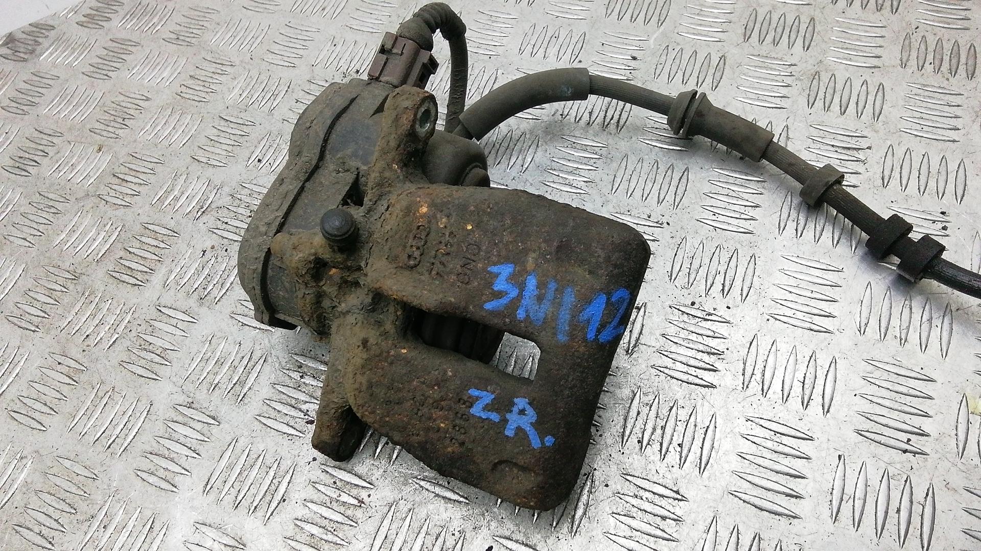 Суппорт тормозной задний правый, AUDI, A5 1, 2009