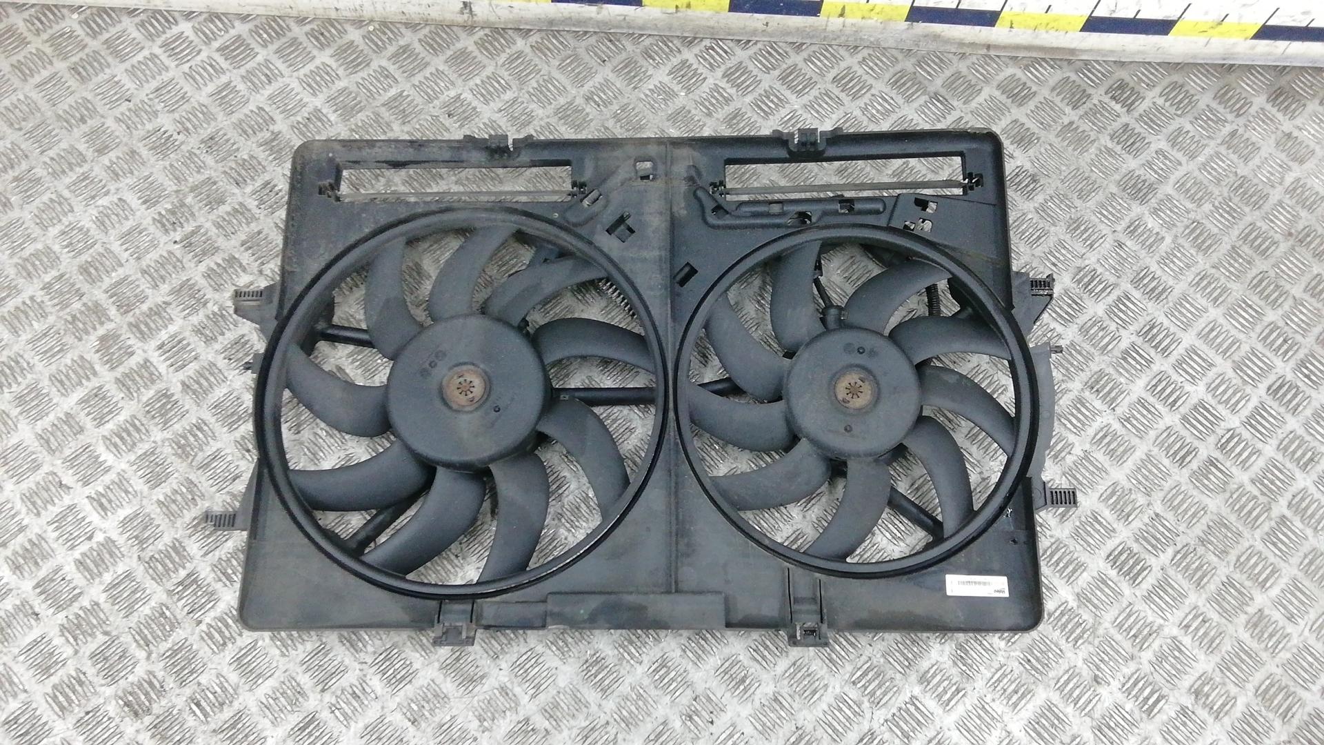 Вентилятор радиатора, AUDI, A5 1, 2009
