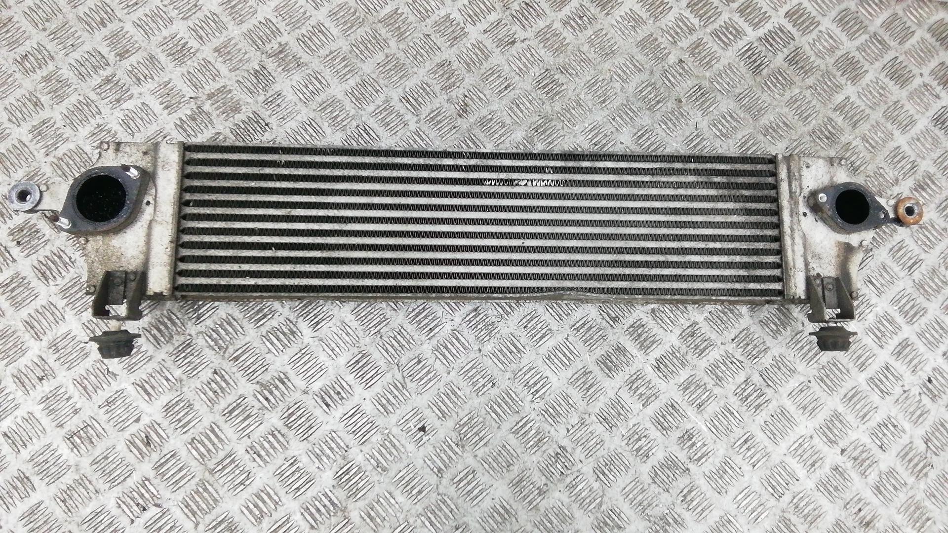 Радиатор интеркуллера, NISSAN, QASHQAI J10, 2009