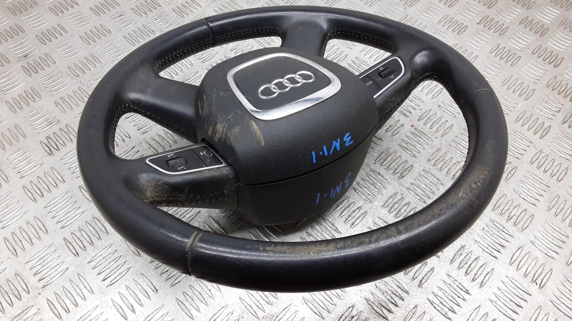 Рулевое колесо, AUDI, A4 B8, 2010