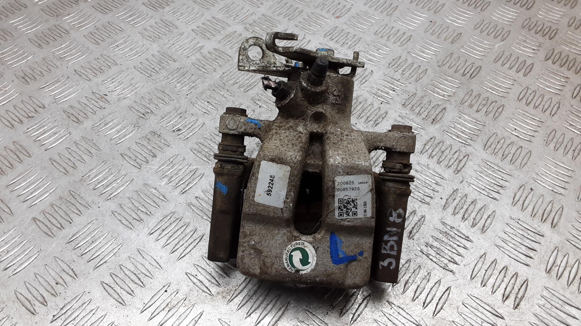 Суппорт тормозной задний левый, RENAULT, MEGANE 3, 2008