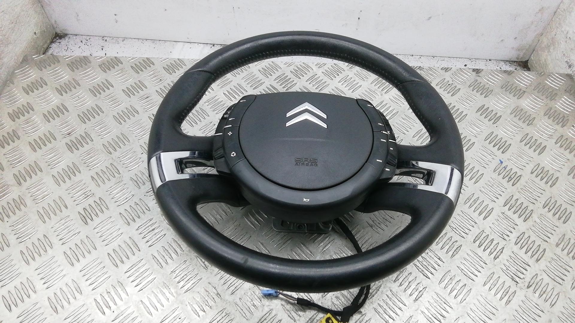 Рулевое колесо, CITROEN, C4 PICASSO 1, 2007