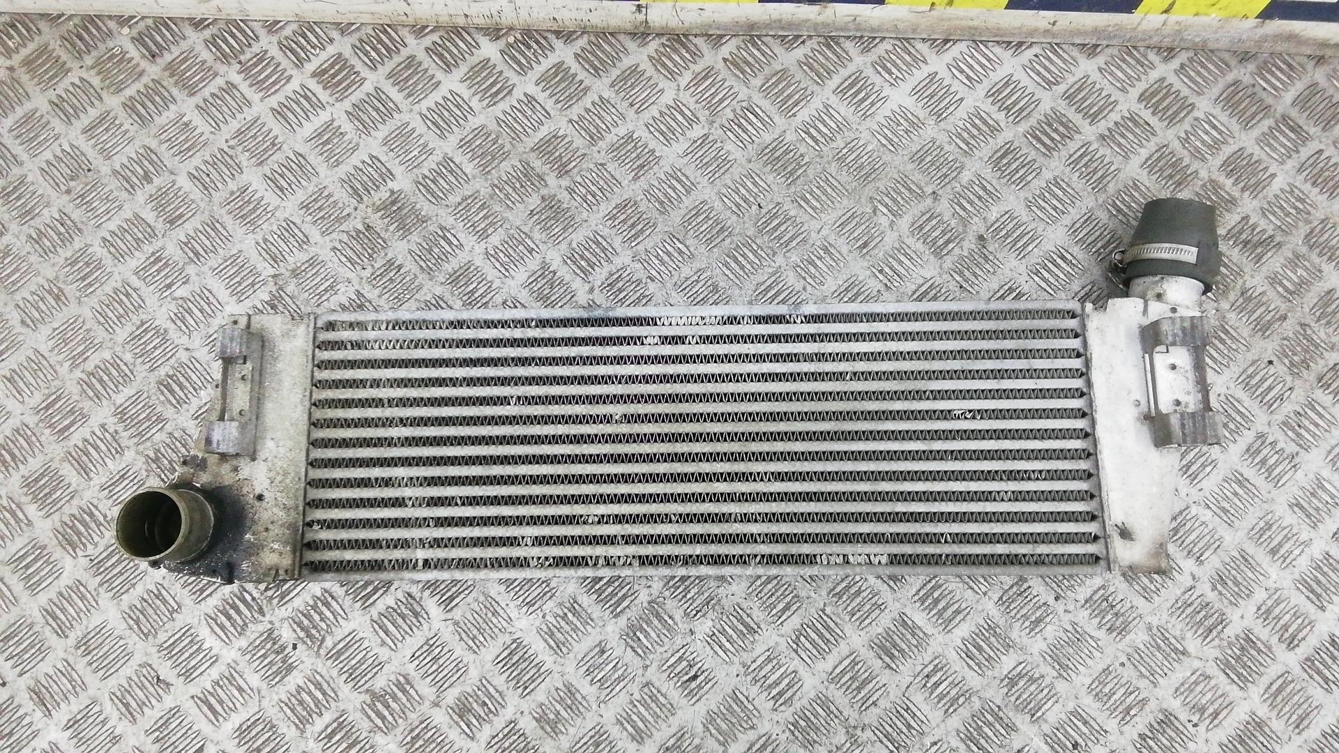 Радиатор интеркуллера, RENAULT, SCENIC 2, 2008
