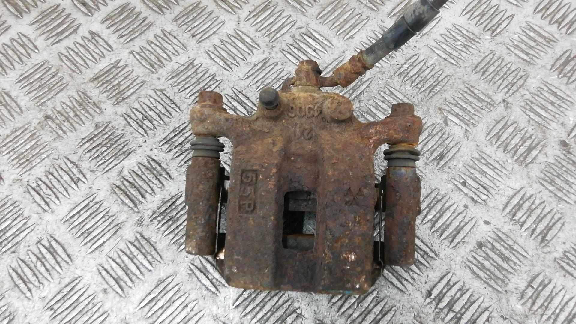Суппорт тормозной задний правый, NISSAN, MURANO Z50, 2005
