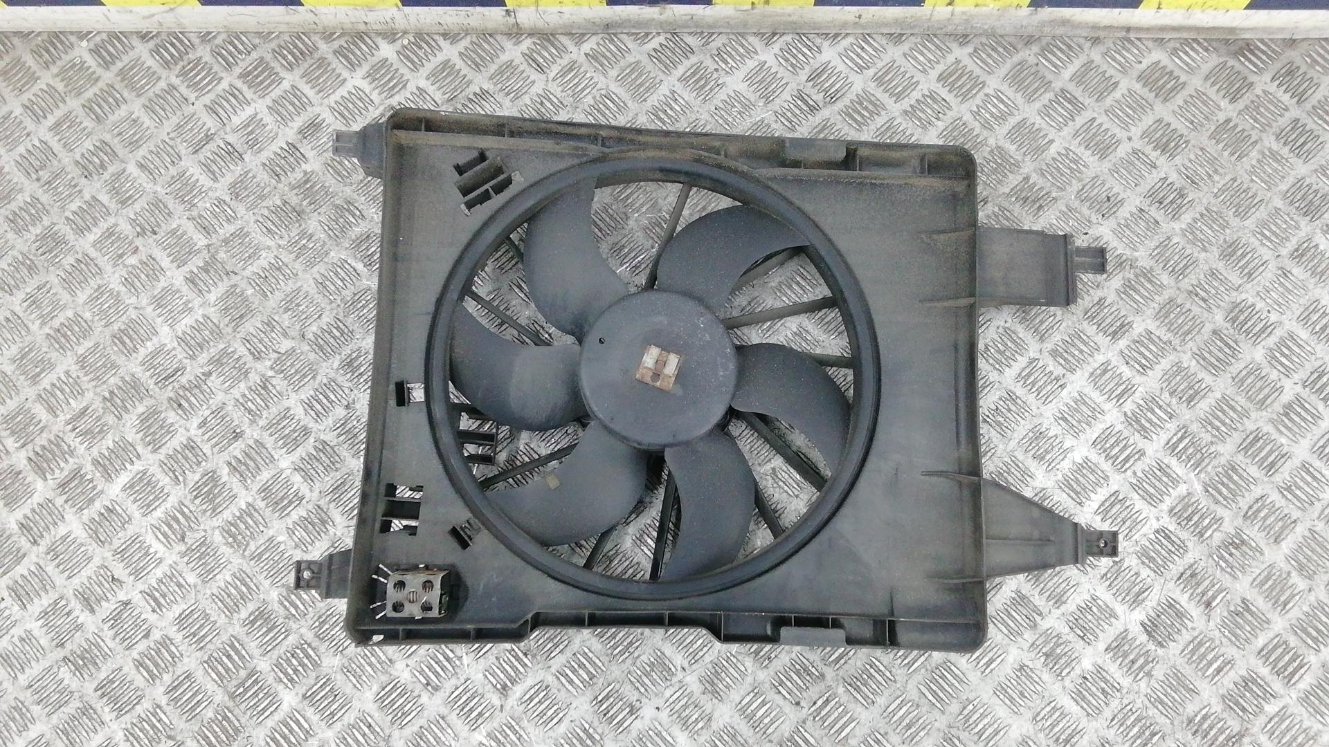 Вентилятор радиатора, RENAULT, SCENIC 2 GRAND SCENIC, 2007