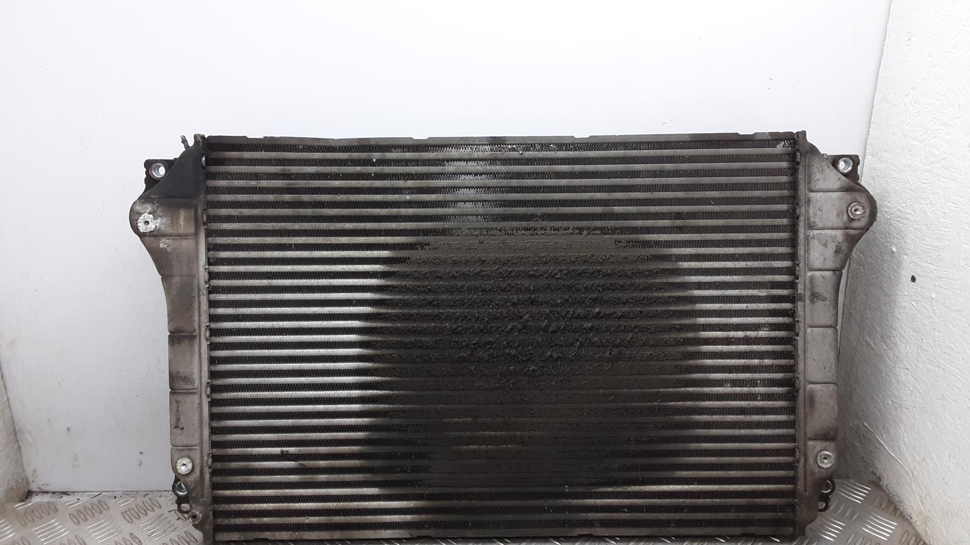 Радиатор интеркуллера, TOYOTA, COROLLA VERSO 2, 2007