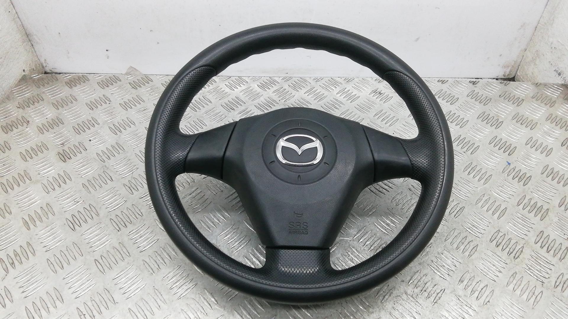 Рулевое колесо, MAZDA, 3 1, 2007