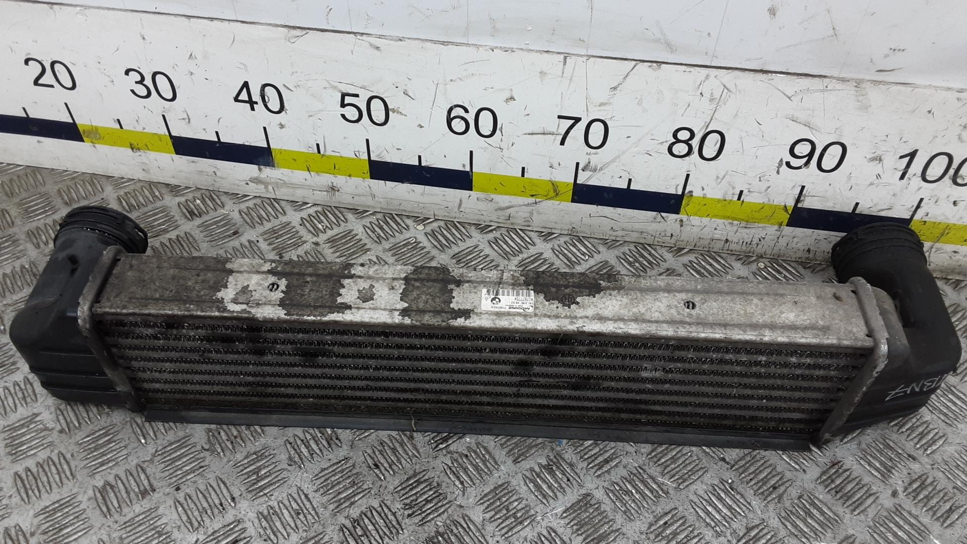 Радиатор интеркуллера, BMW, X3 E83, 2005