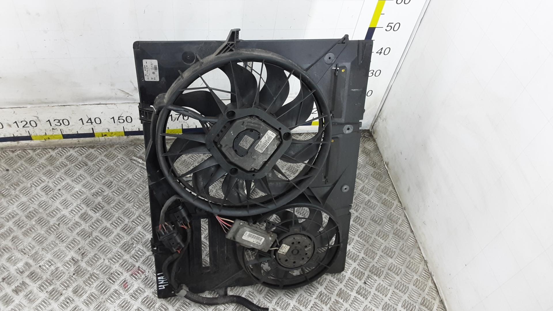 Вентилятор радиатора, AUDI, Q7, 2006