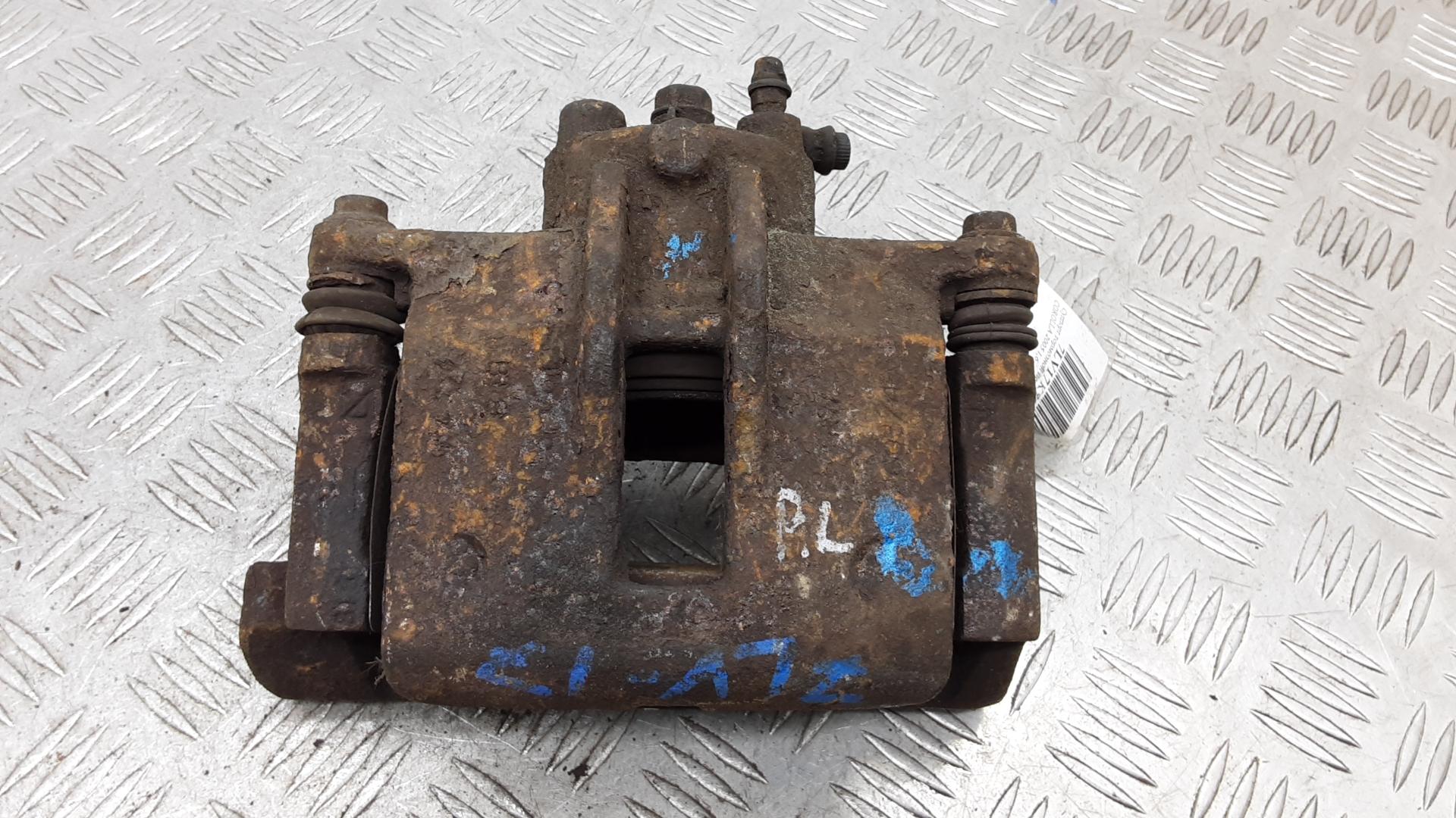 Суппорт тормозной передний левый, TOYOTA, COROLLA E12, 2005