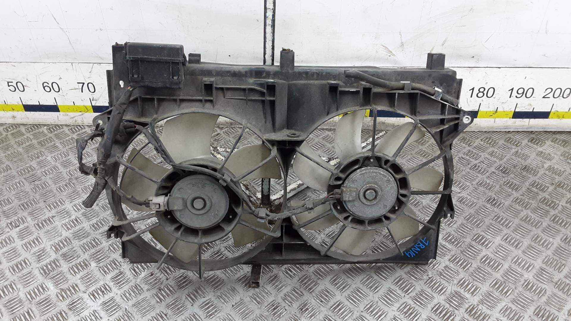 Вентилятор радиатора, TOYOTA, COROLLA E12, 2006