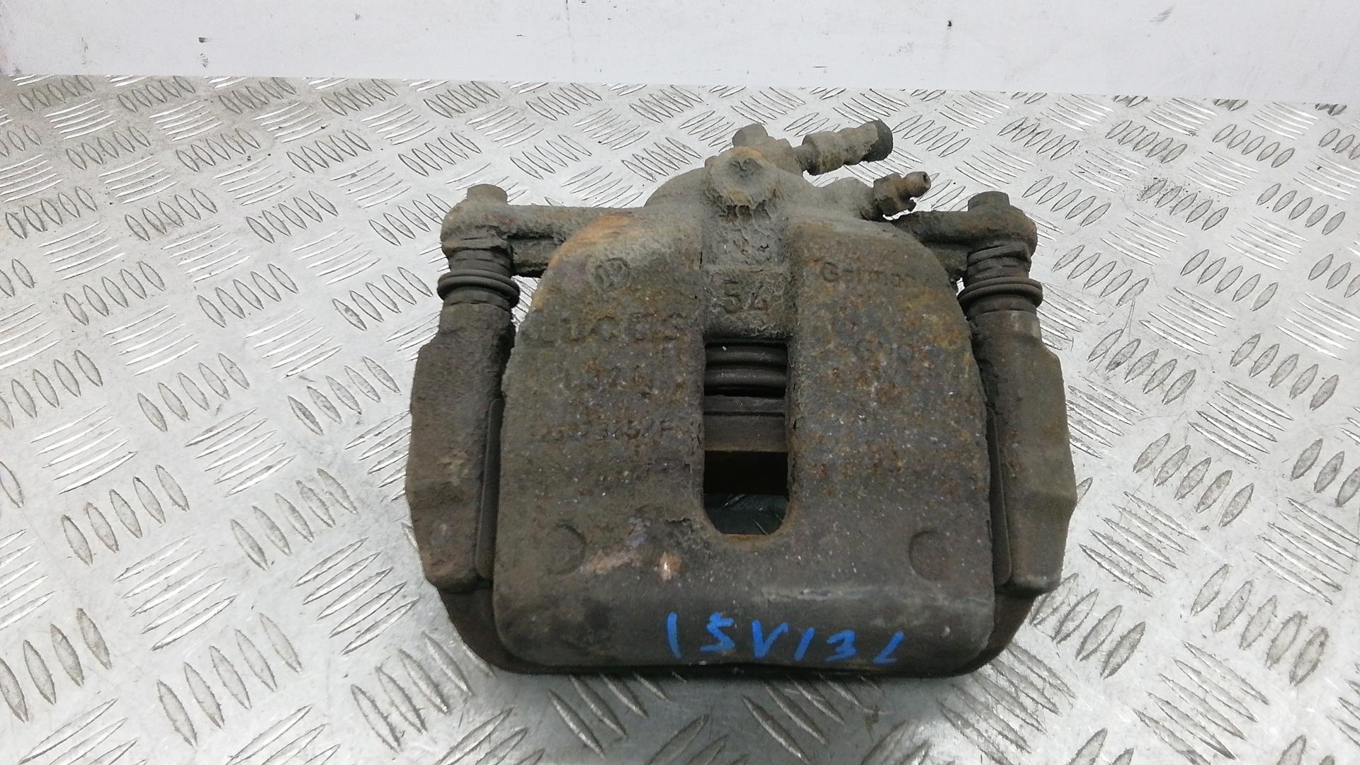 Суппорт тормозной передний левый, SKODA, FABIA 2, 2010