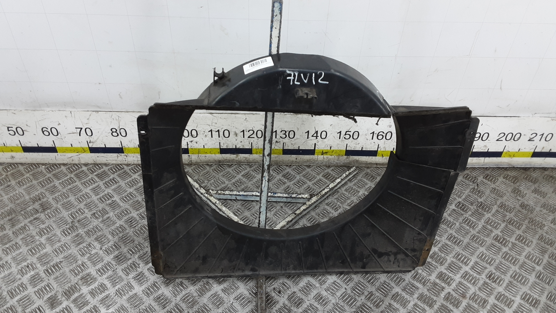 Диффузор вентилятора, KIA, SORENTO 1, 2005