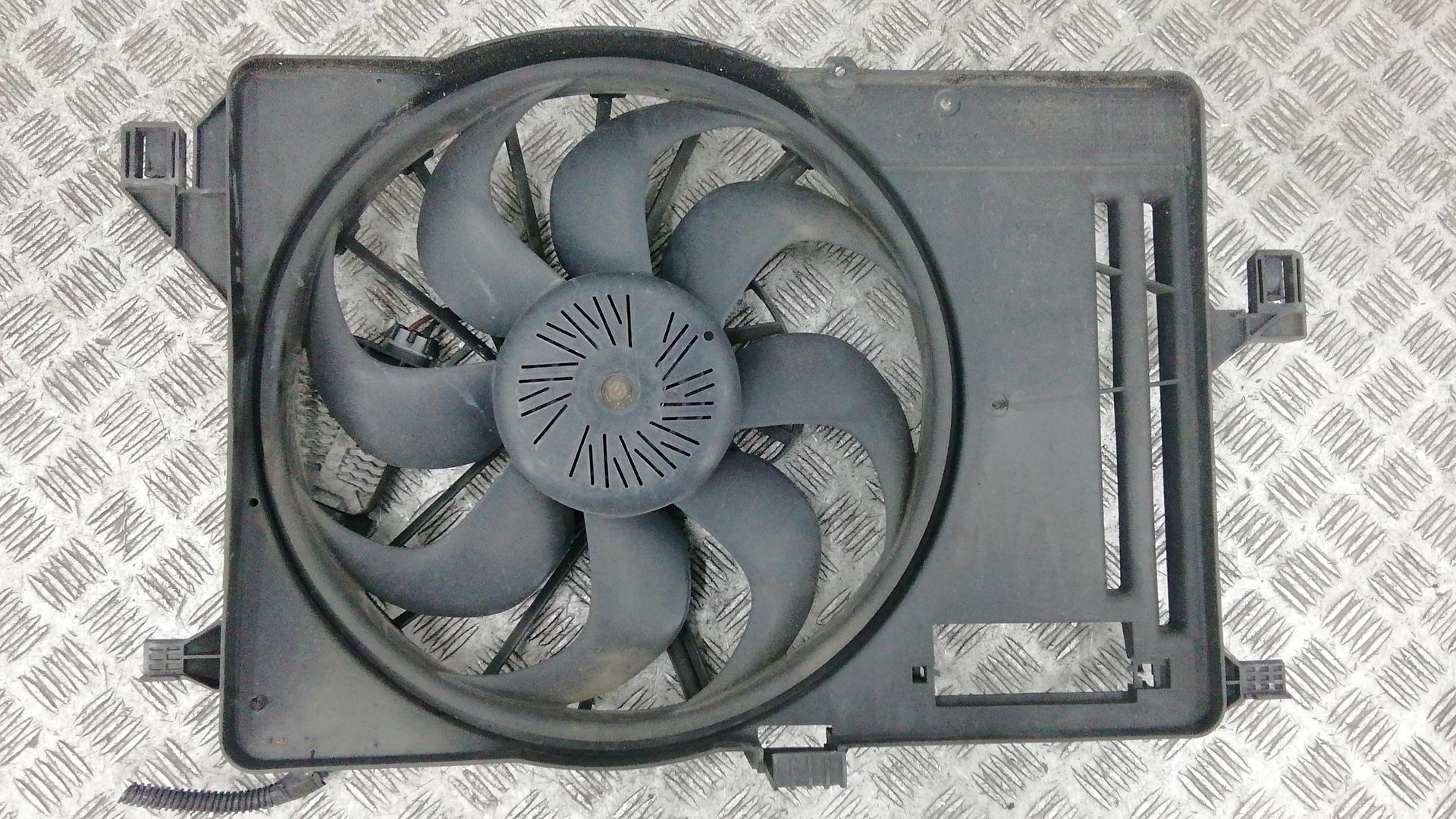 Вентилятор радиатора, FORD, FOCUS 3, 2011