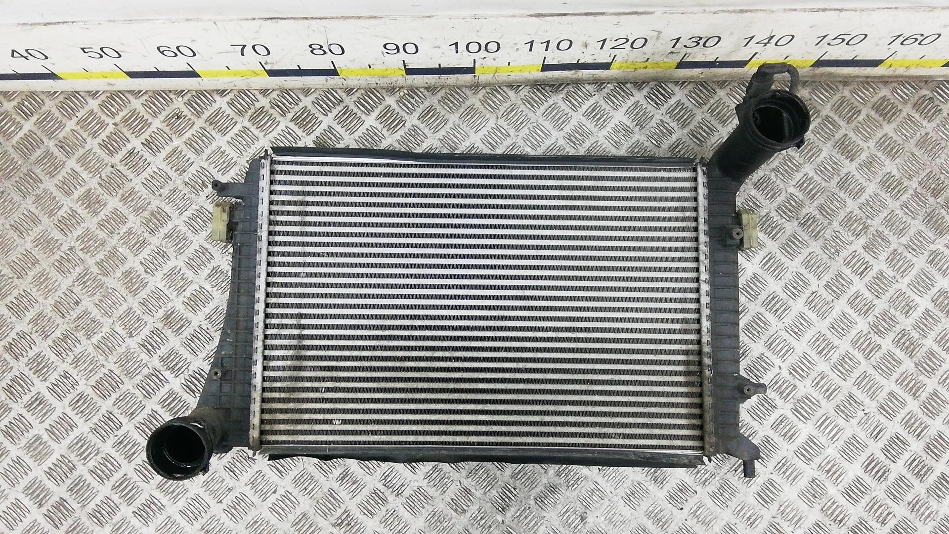 Радиатор интеркуллера, SKODA, SUPERB 2, 2009
