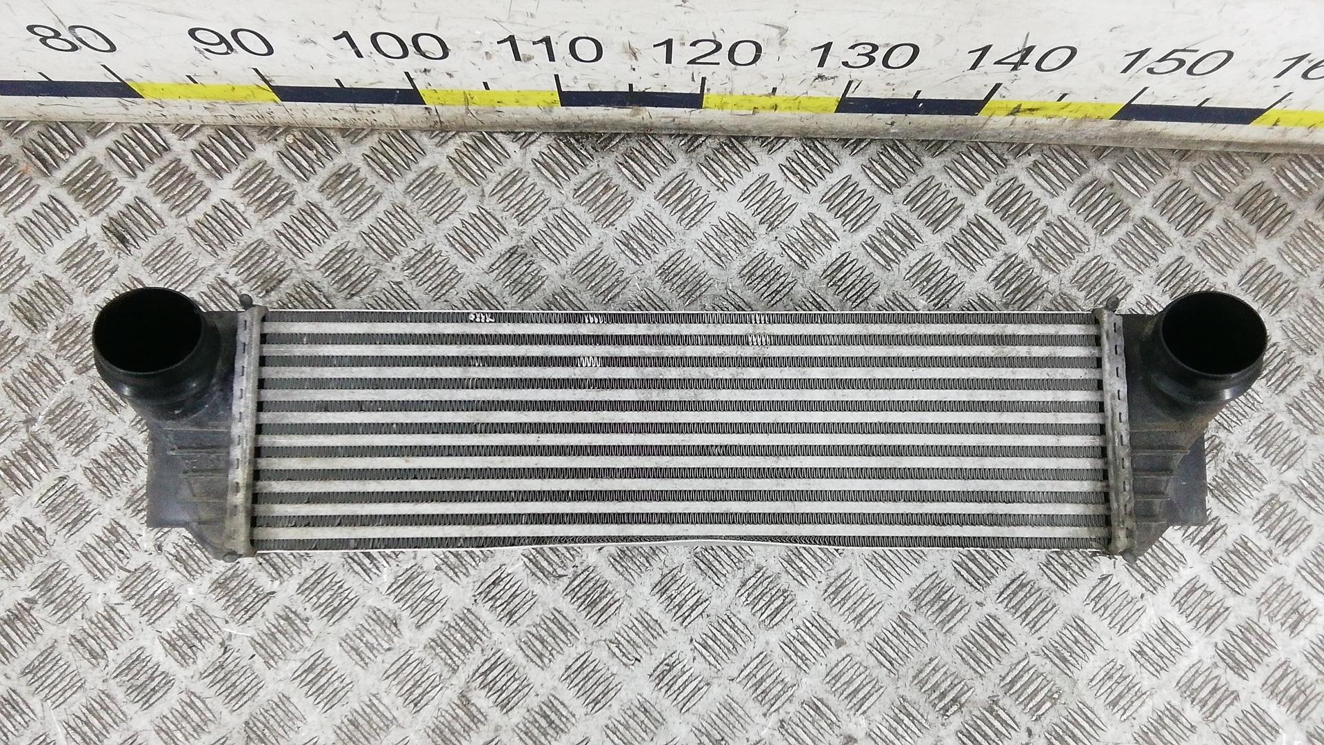 Радиатор интеркуллера, BMW, 5 F10/F11, 2013