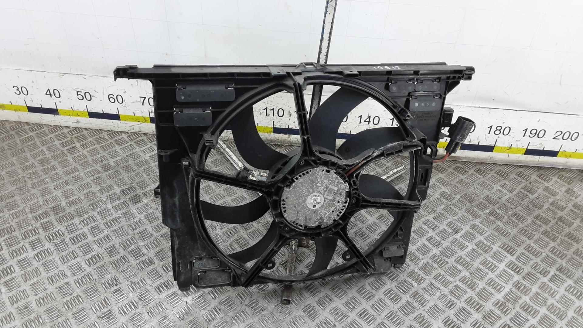 Вентилятор радиатора, BMW, 5 F10/F11, 2011