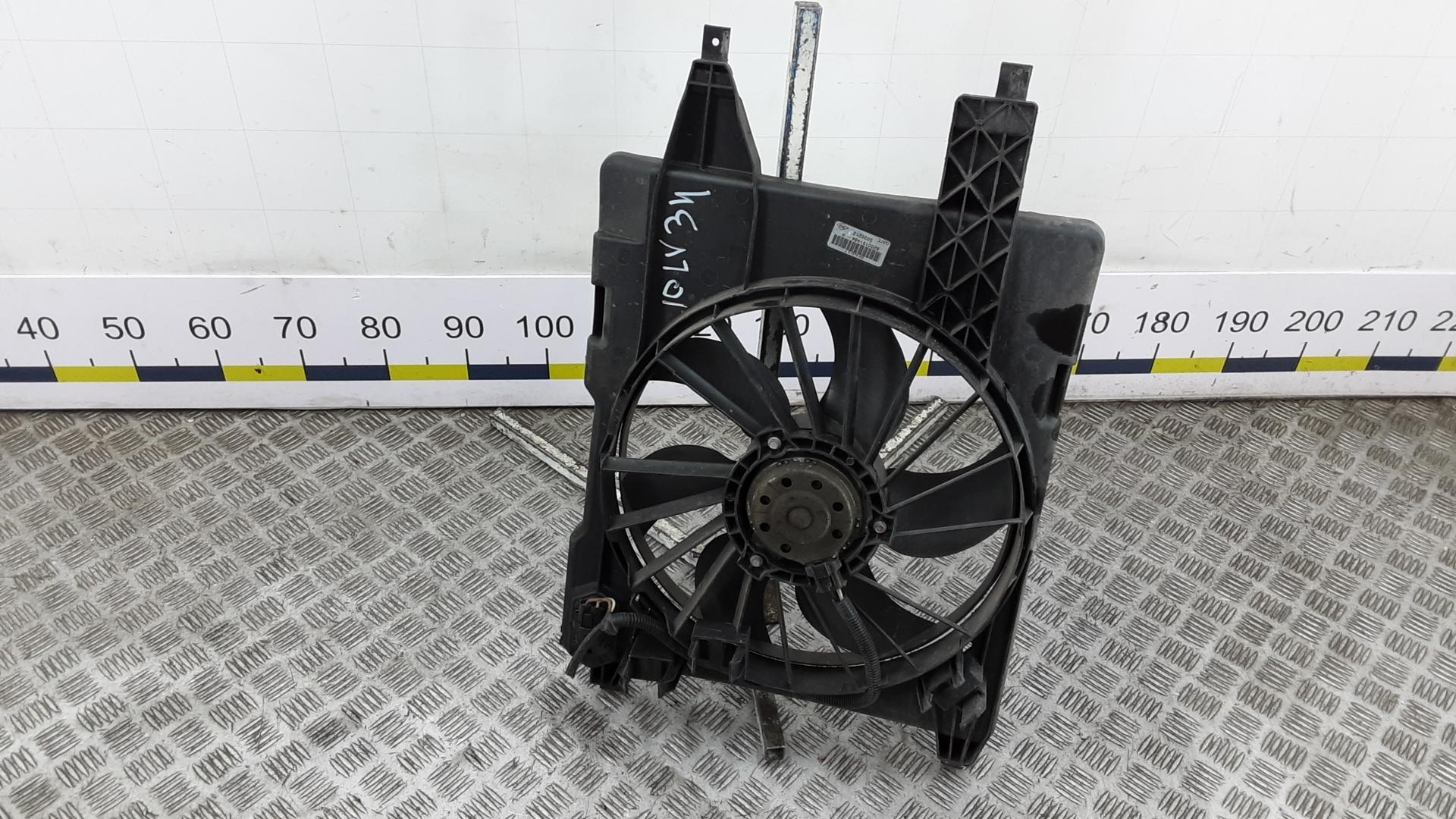 Вентилятор радиатора, RENAULT, MEGANE 2, 2006
