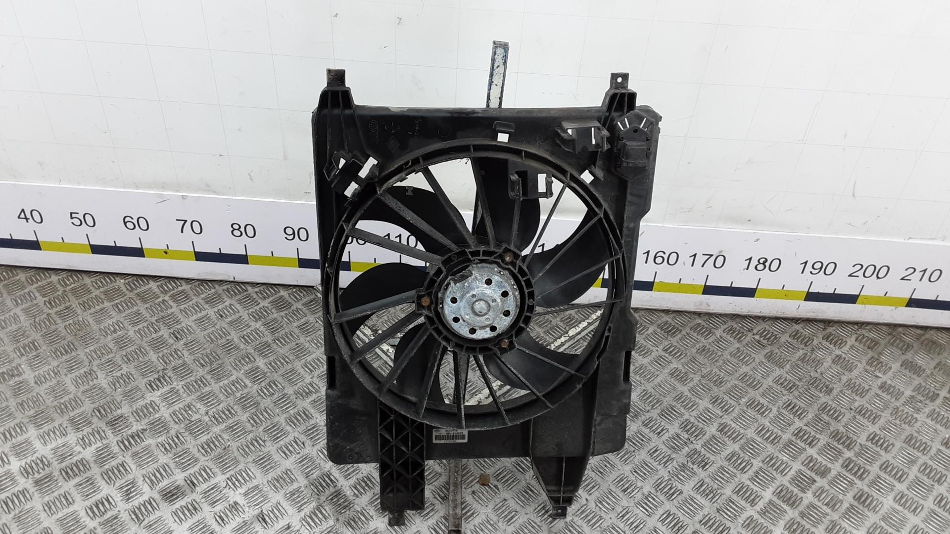 Вентилятор радиатора, RENAULT, SCENIC 2, 2005