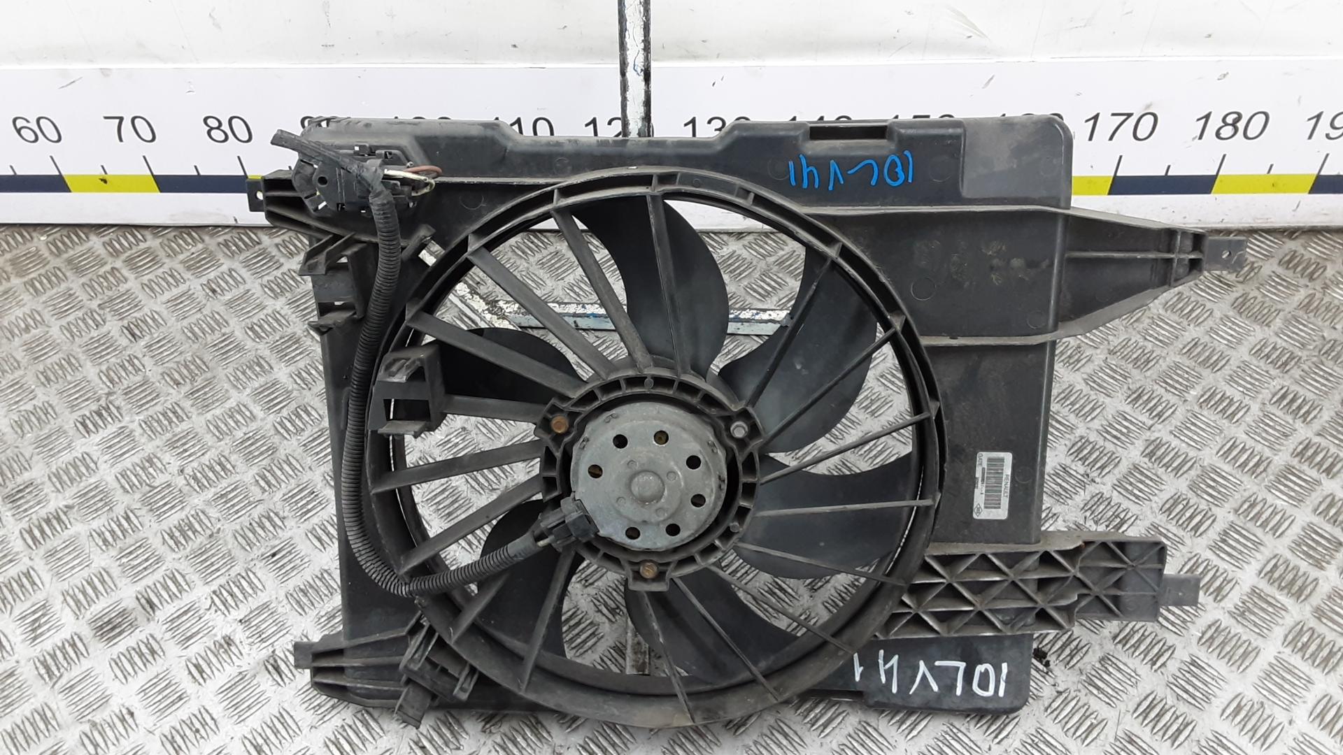 Вентилятор радиатора, RENAULT, SCENIC 2, 2007