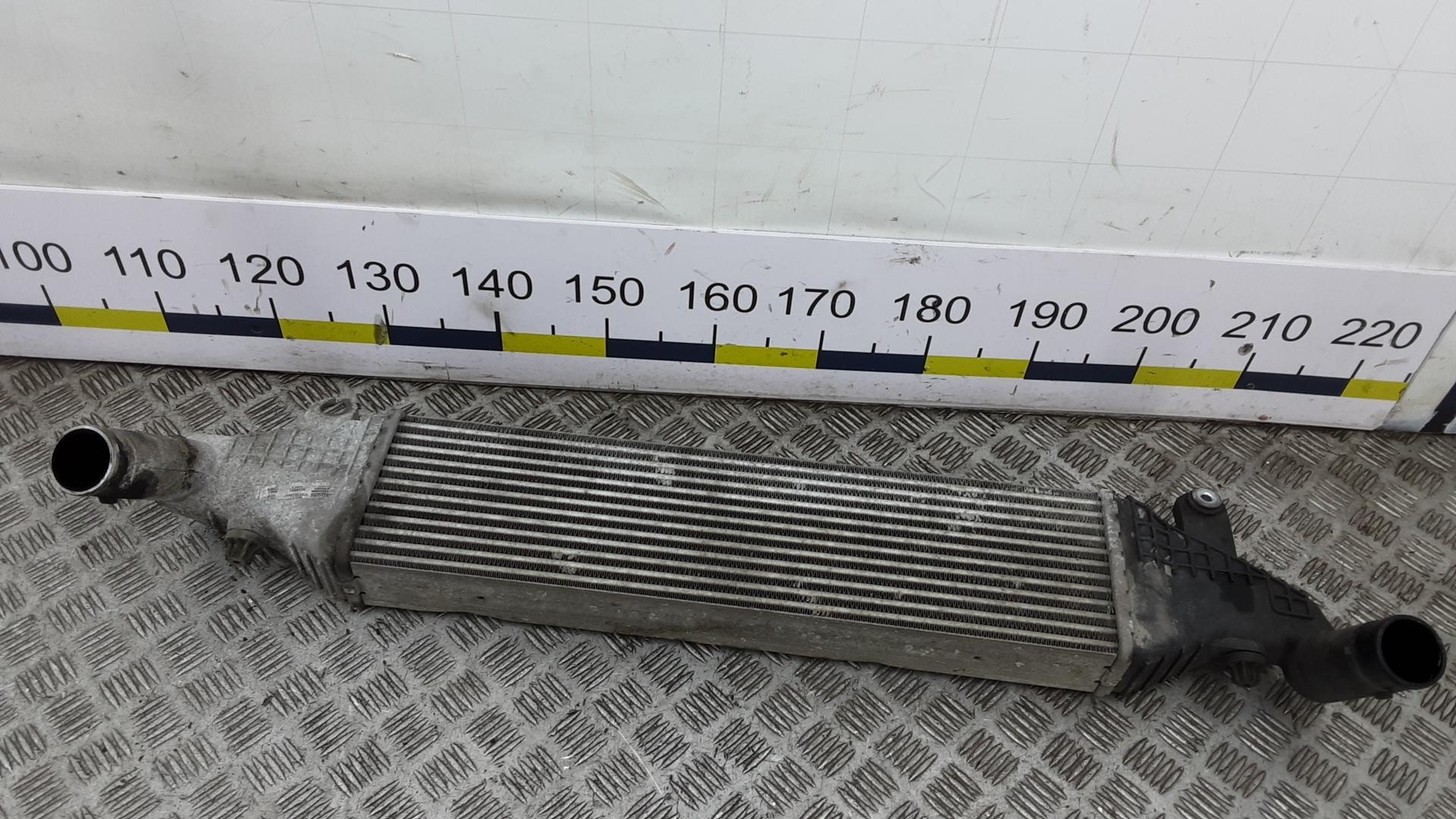 Радиатор интеркуллера, MAZDA, 3 1, 2006
