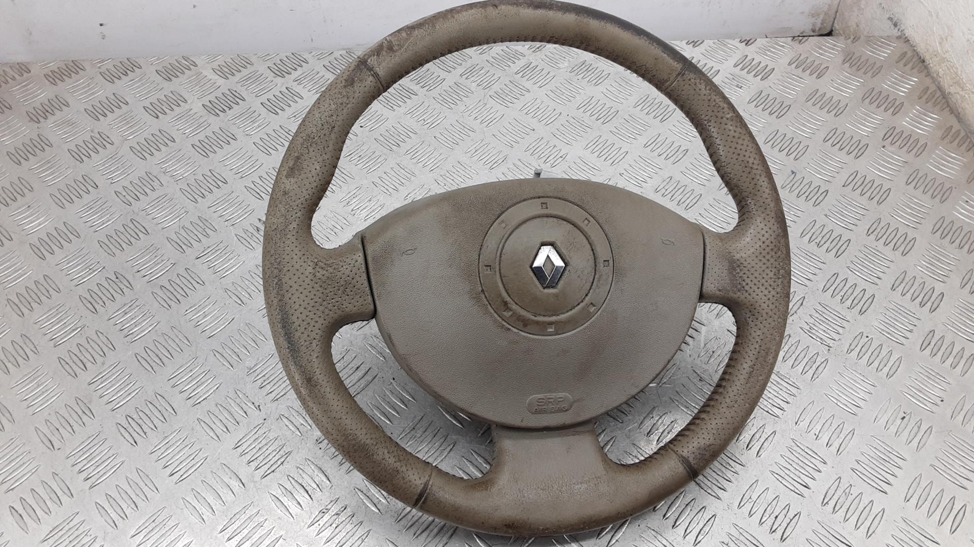 Рулевое колесо, RENAULT, SCENIC 2, 2006