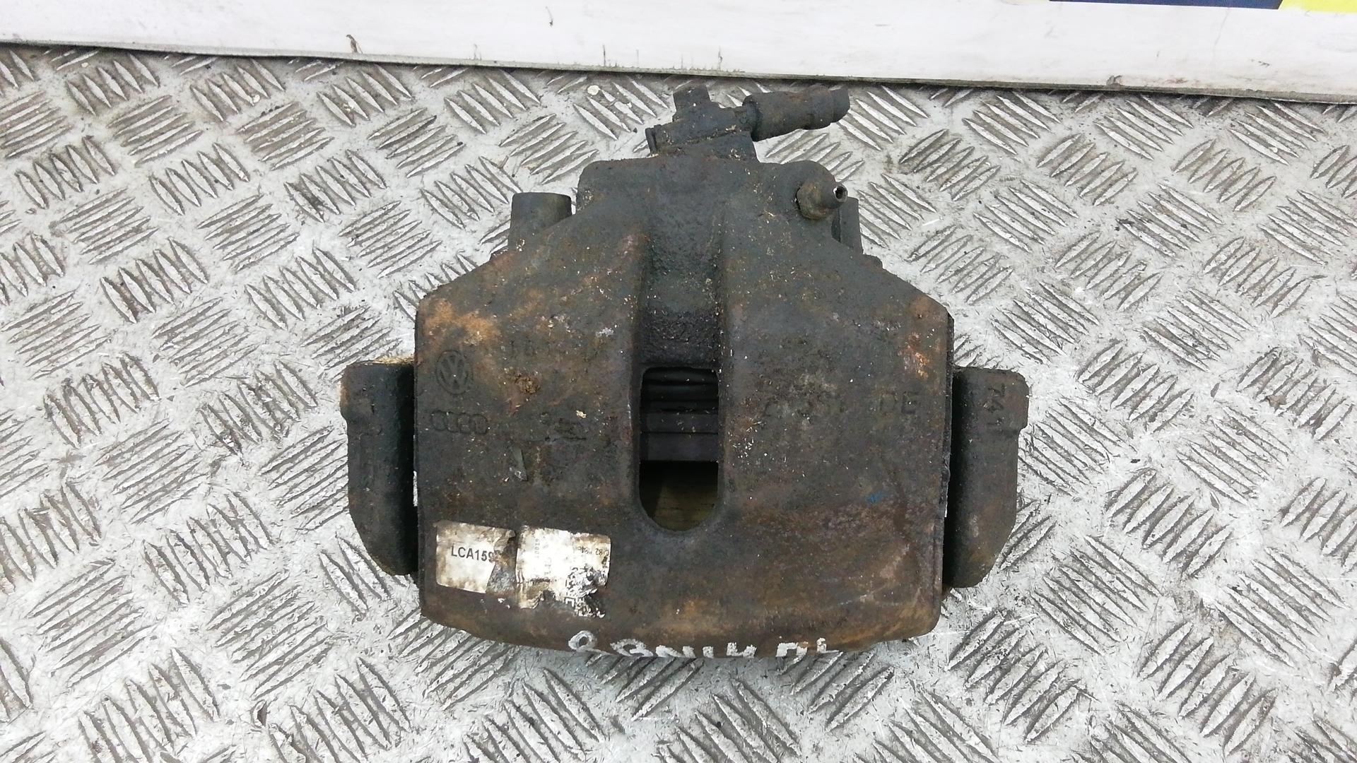 Суппорт тормозной передний левый, VOLKSWAGEN, PASSAT B6, 2005