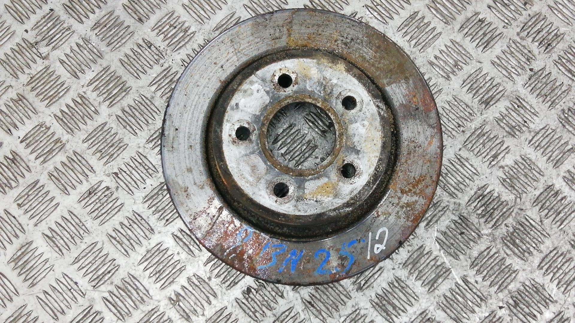 Диск тормозной задний, VOLVO, S40 II MS, 2006