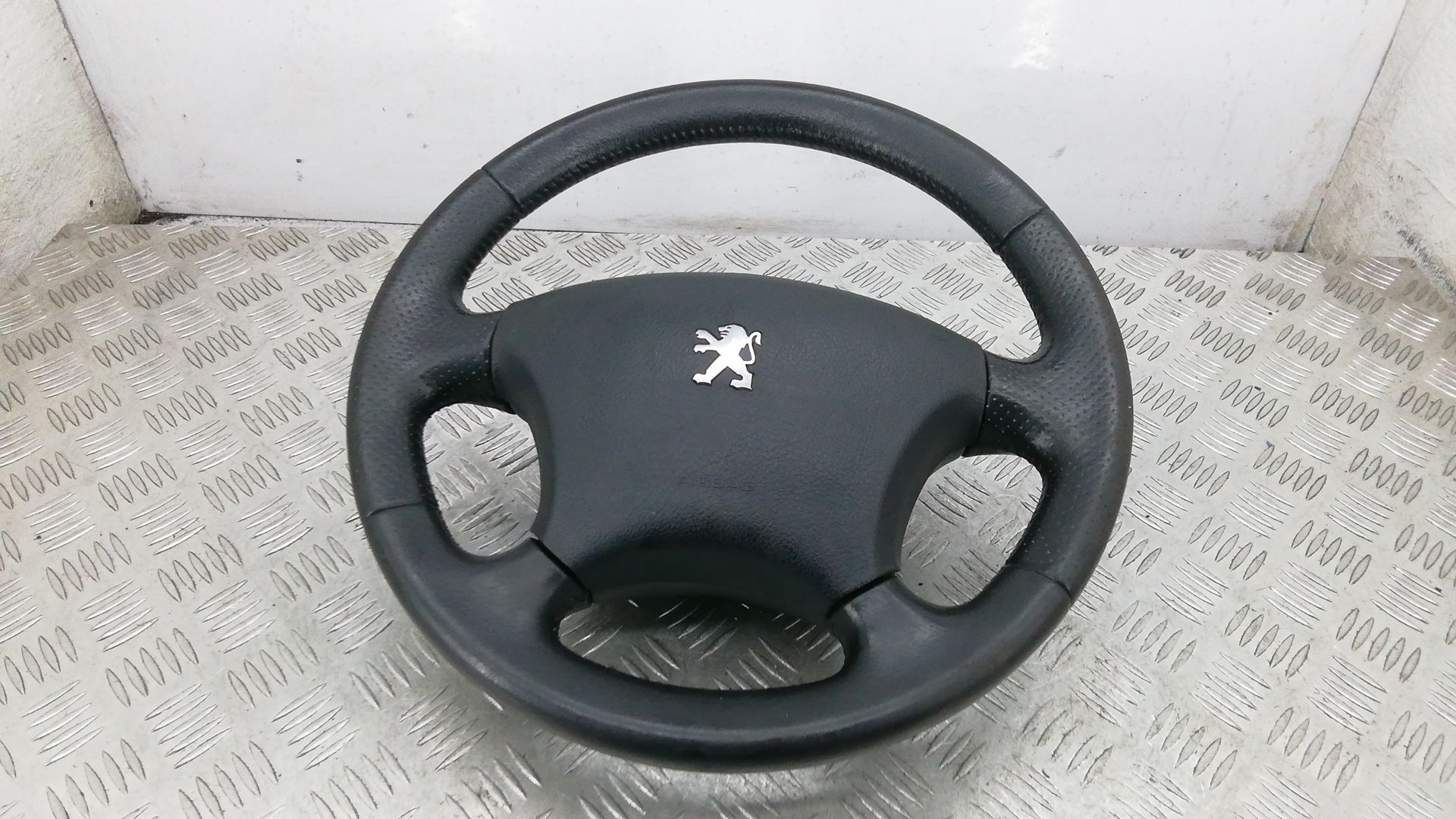 Рулевое колесо, PEUGEOT, 607, 2006