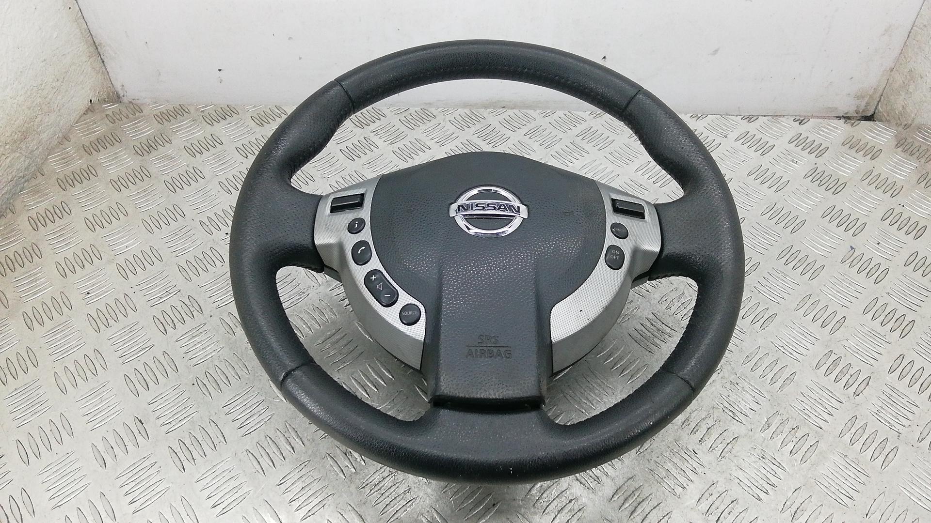 Рулевое колесо, NISSAN, QASHQAI J10, 2007