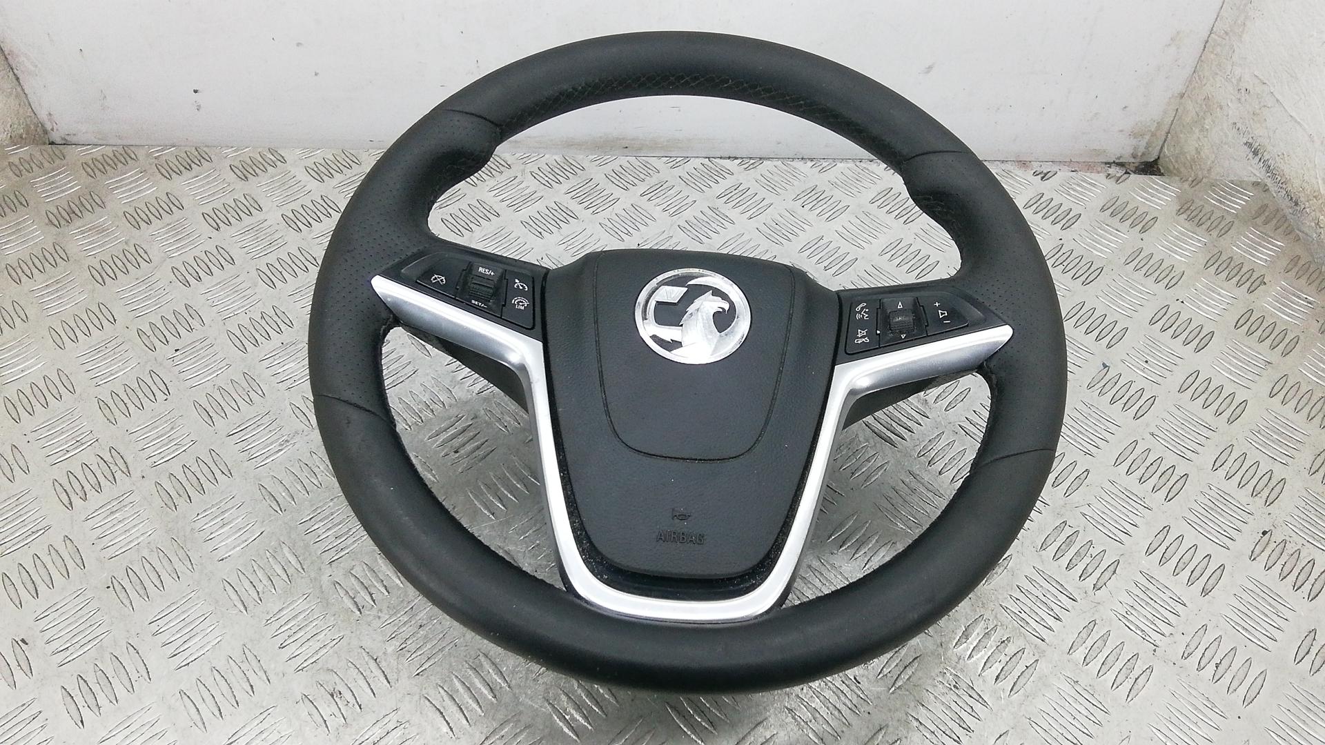 Рулевое колесо, OPEL, ASTRA J, 2014