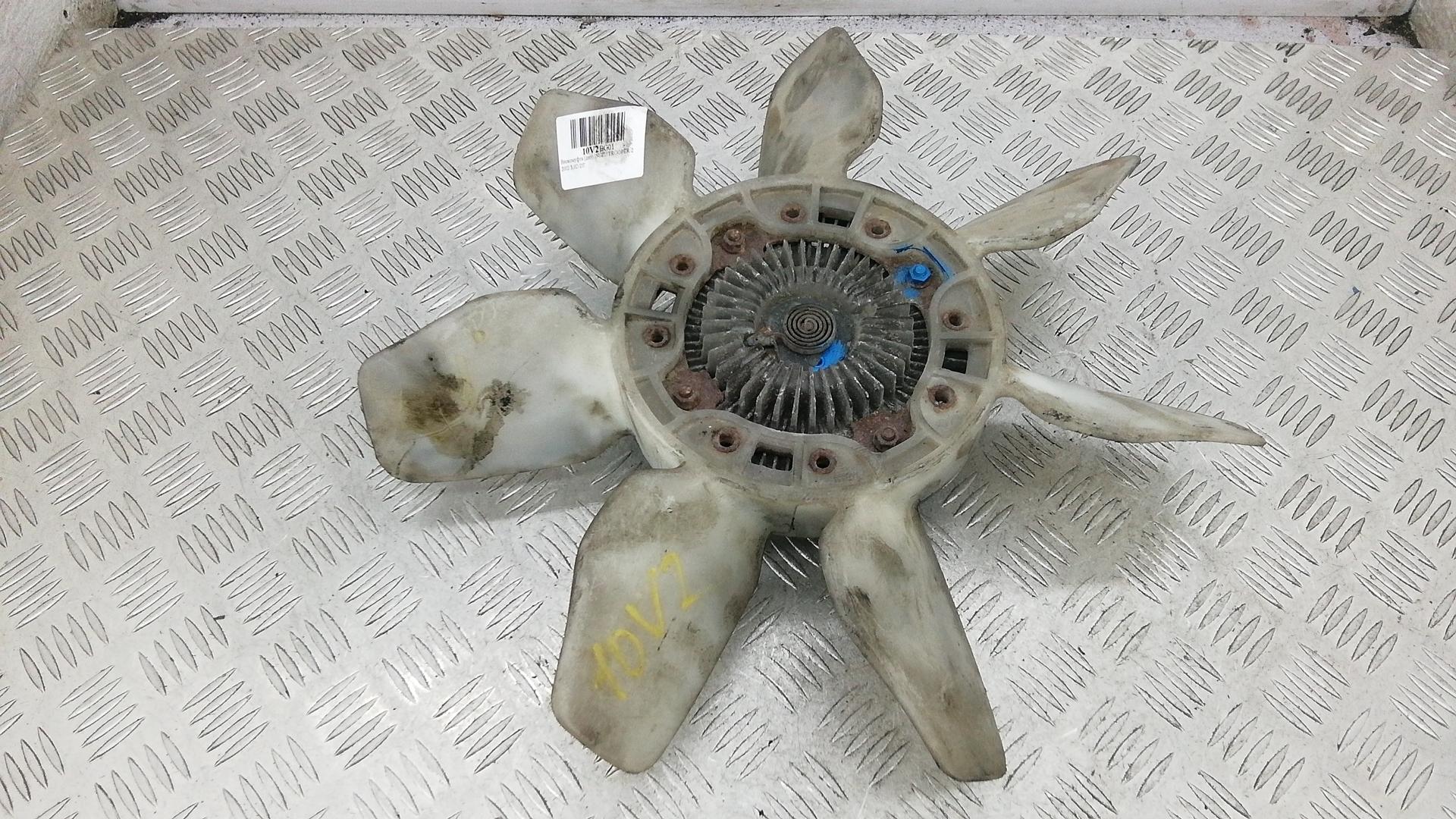 Вискомуфта дизельная, ISUZU, TROOPER 2 2, 2002