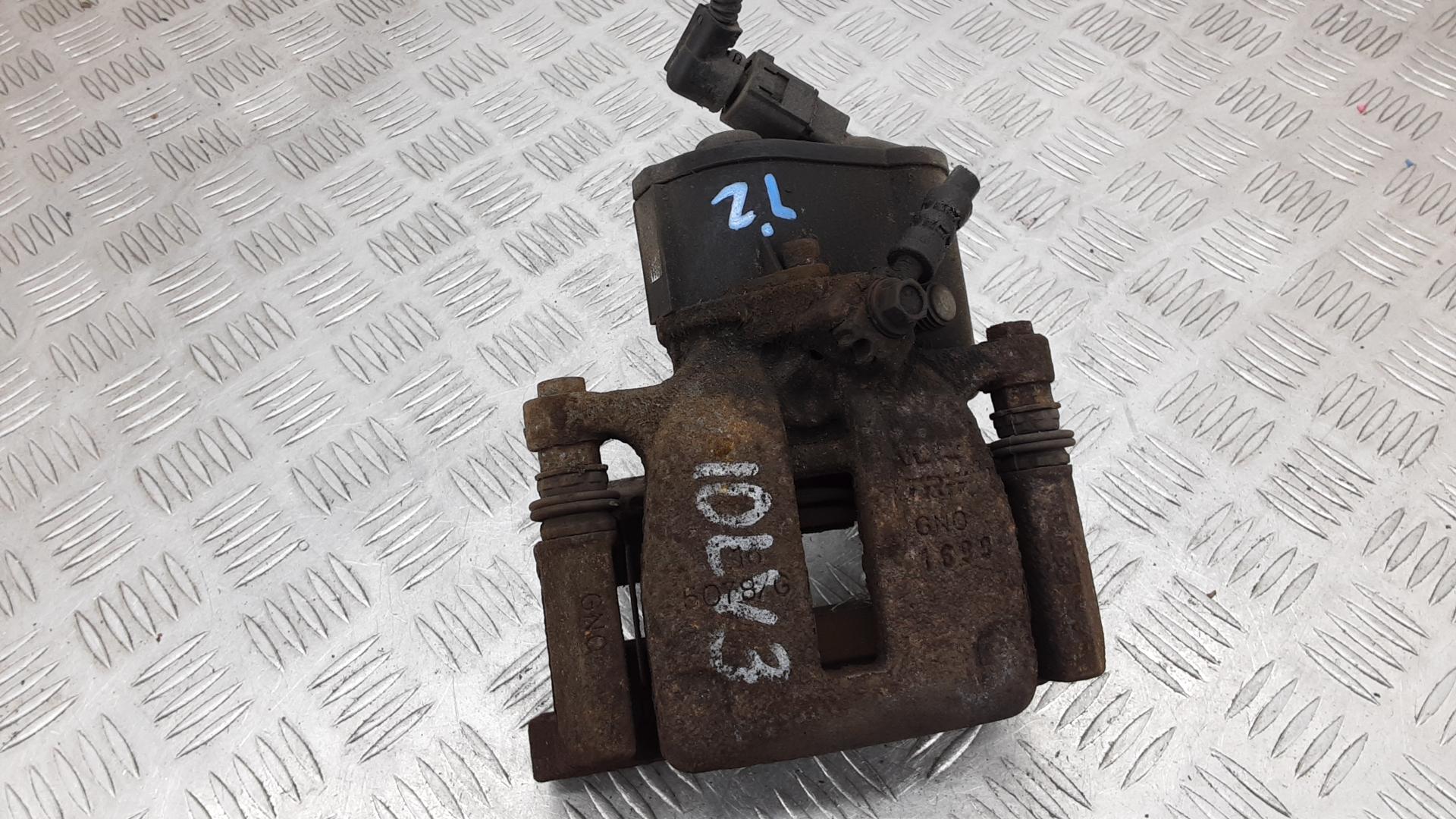 Суппорт тормозной задний левый, VOLKSWAGEN, PASSAT B6, 2009