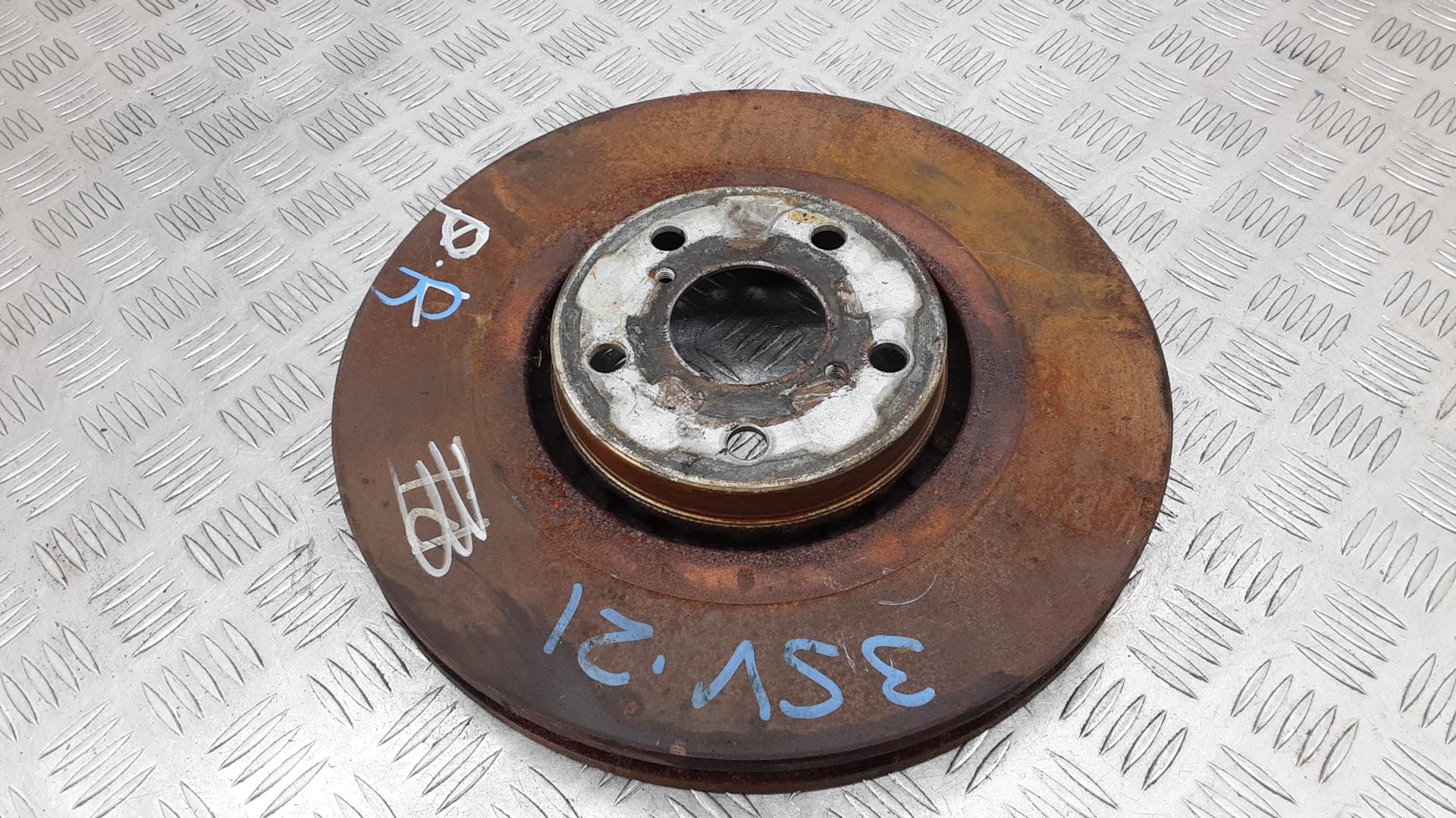 Диск тормозной передний, LEXUS, GS 3, 2005
