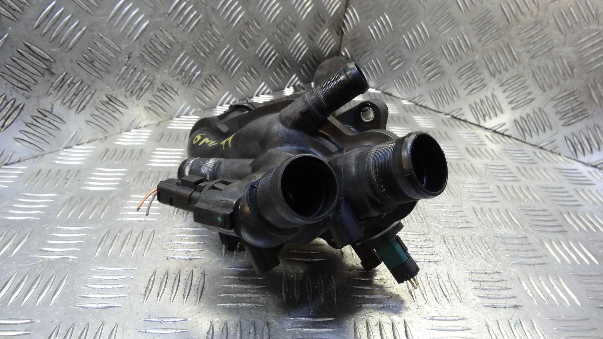 Корпус термостата бензиновый, MINI, COOPER R56, 2006