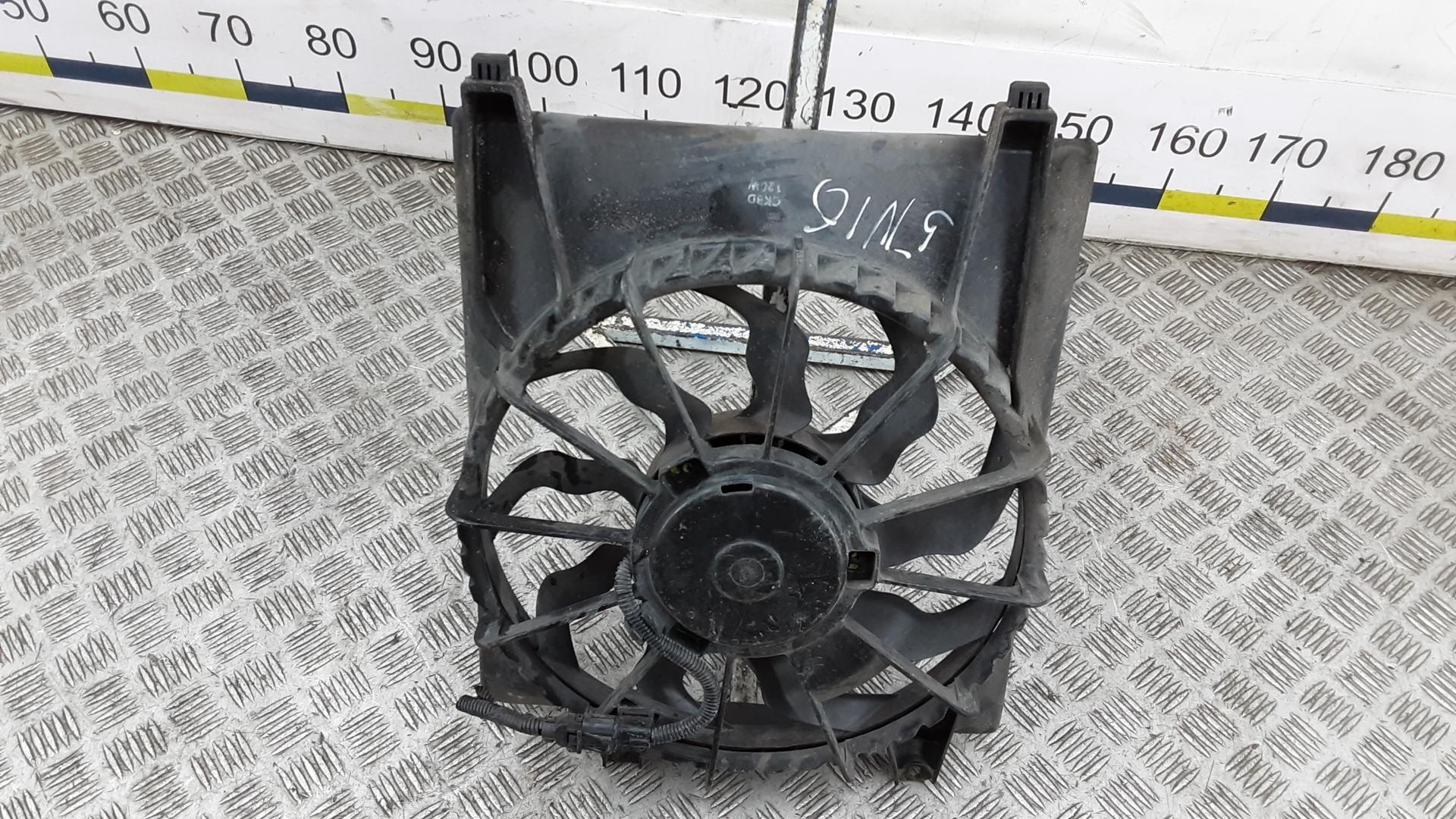 Вентилятор радиатора, HYUNDAI, SANTA FE 2, 2008