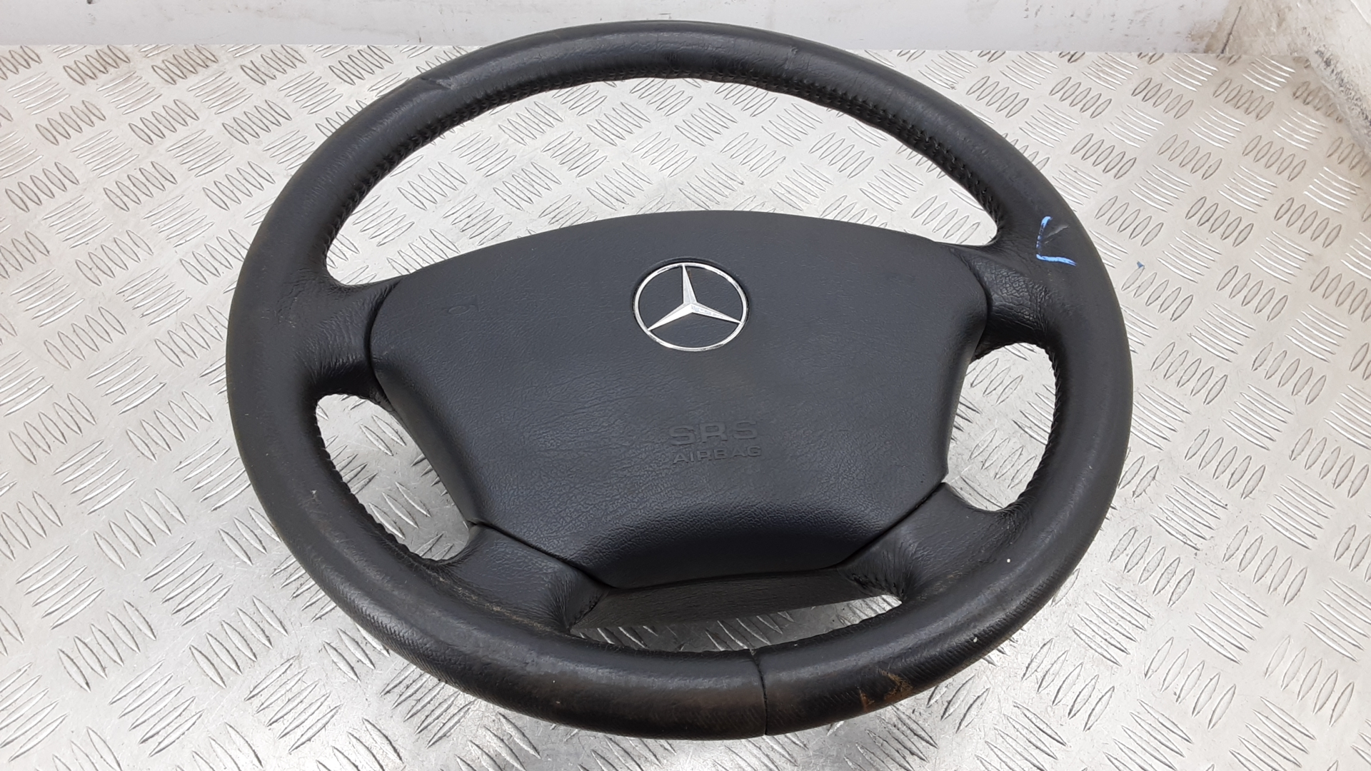 Рулевое колесо, MERCEDES BENZ, M-CLASS W163, 2002