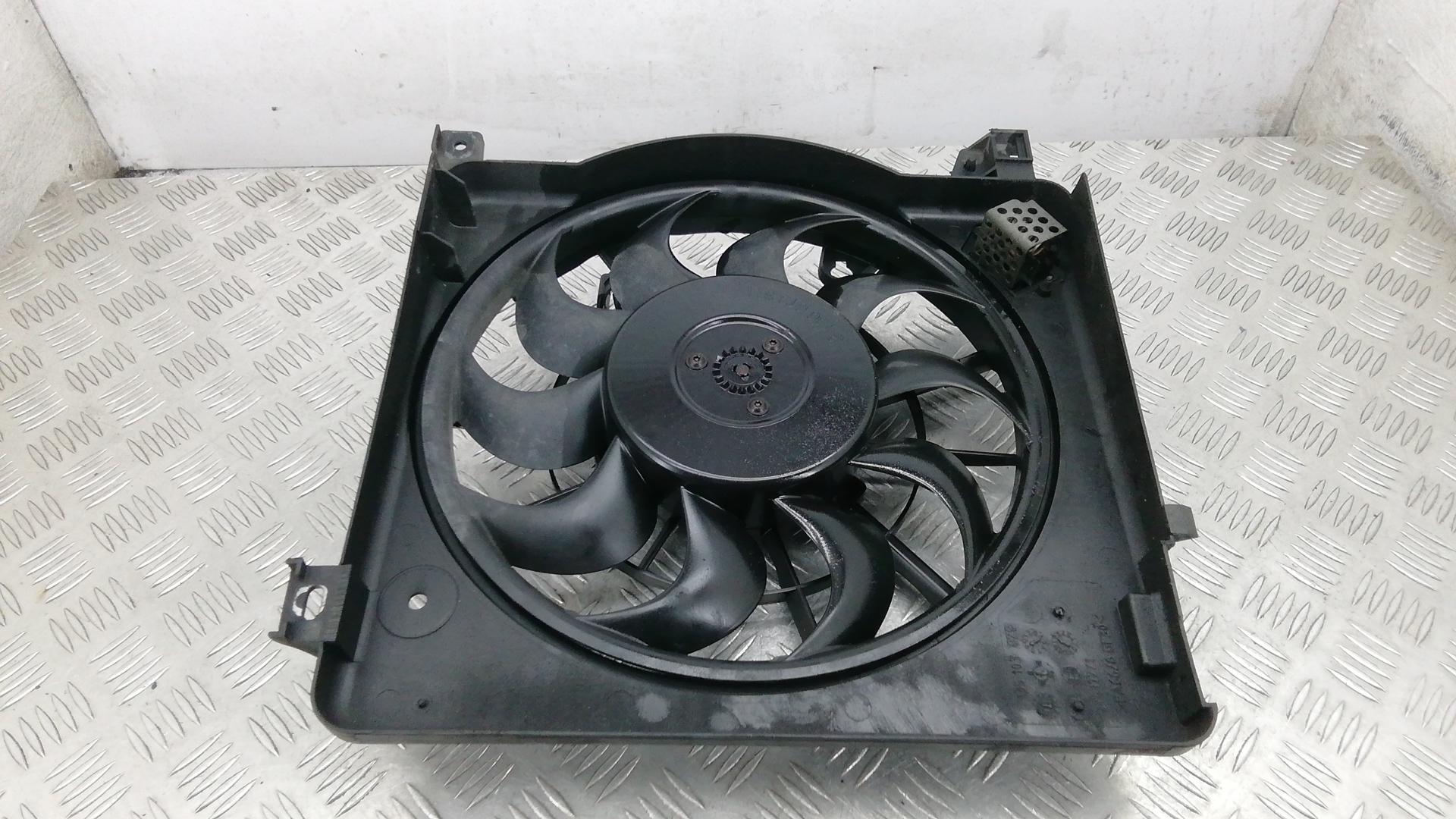 Вентилятор радиатора, OPEL, ZAFIRA B, 2011