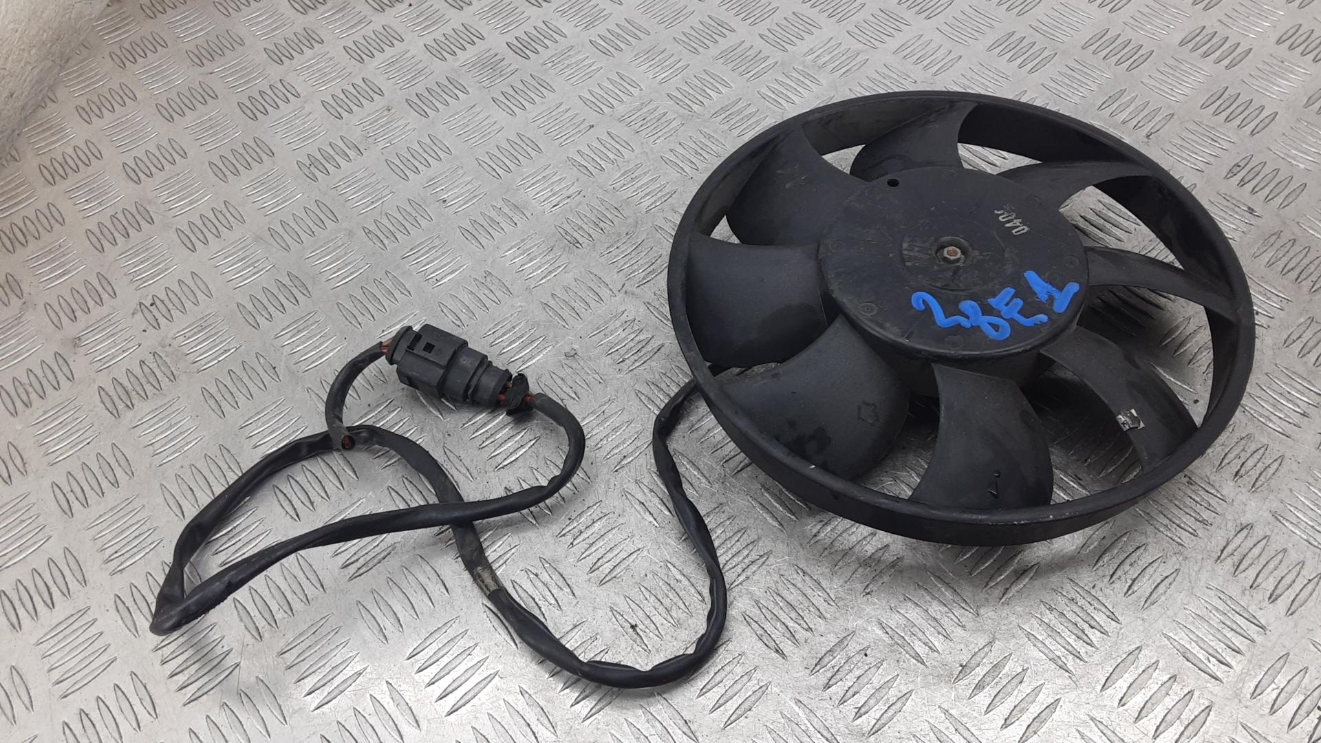 Вентилятор радиатора, AUDI, A6 C5, 2001