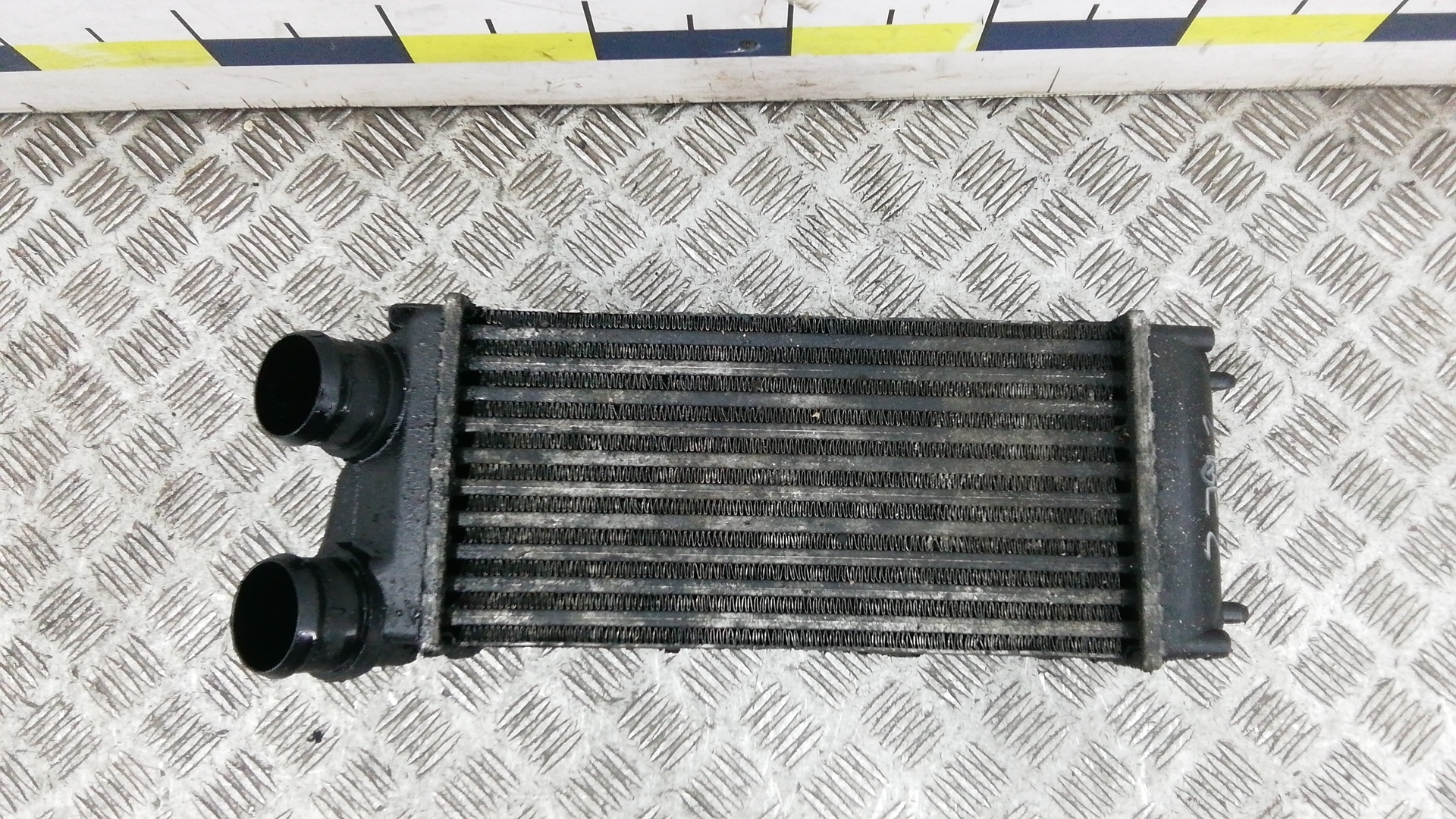 Радиатор интеркуллера, CITROEN, C4 PICASSO 1, 2007