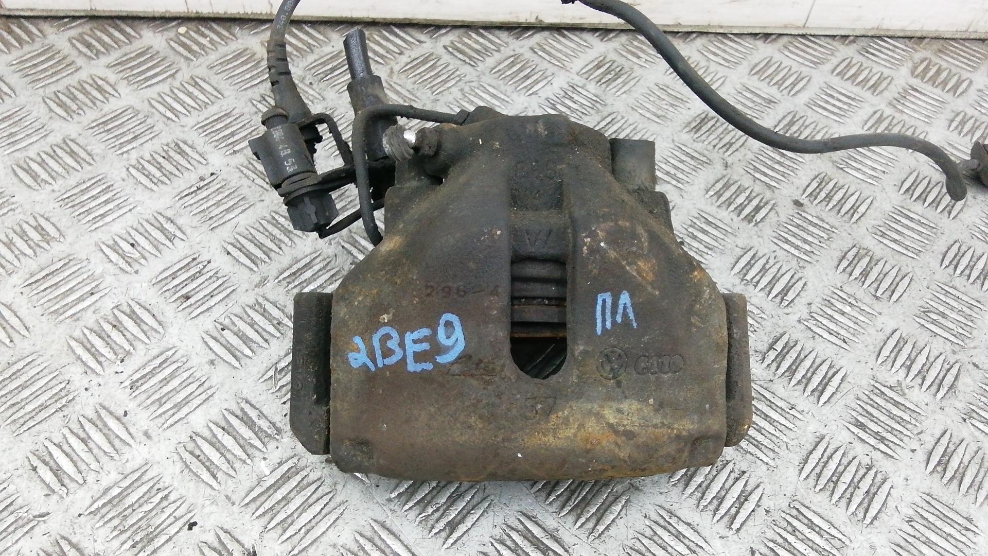 Суппорт тормозной передний левый, VOLKSWAGEN, PASSAT B5, 2004