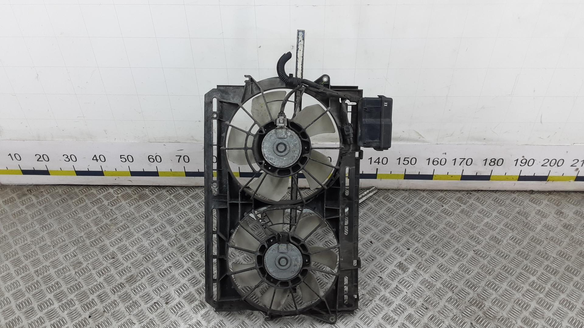 Вентилятор радиатора, TOYOTA, COROLLA VERSO 2, 2006