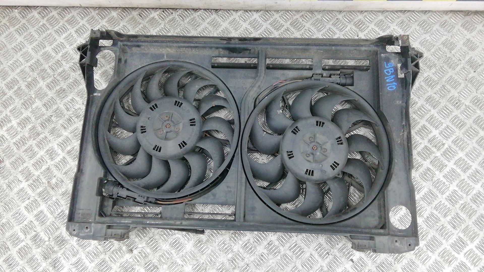 Вентилятор радиатора, AUDI, A8 D3, 2004