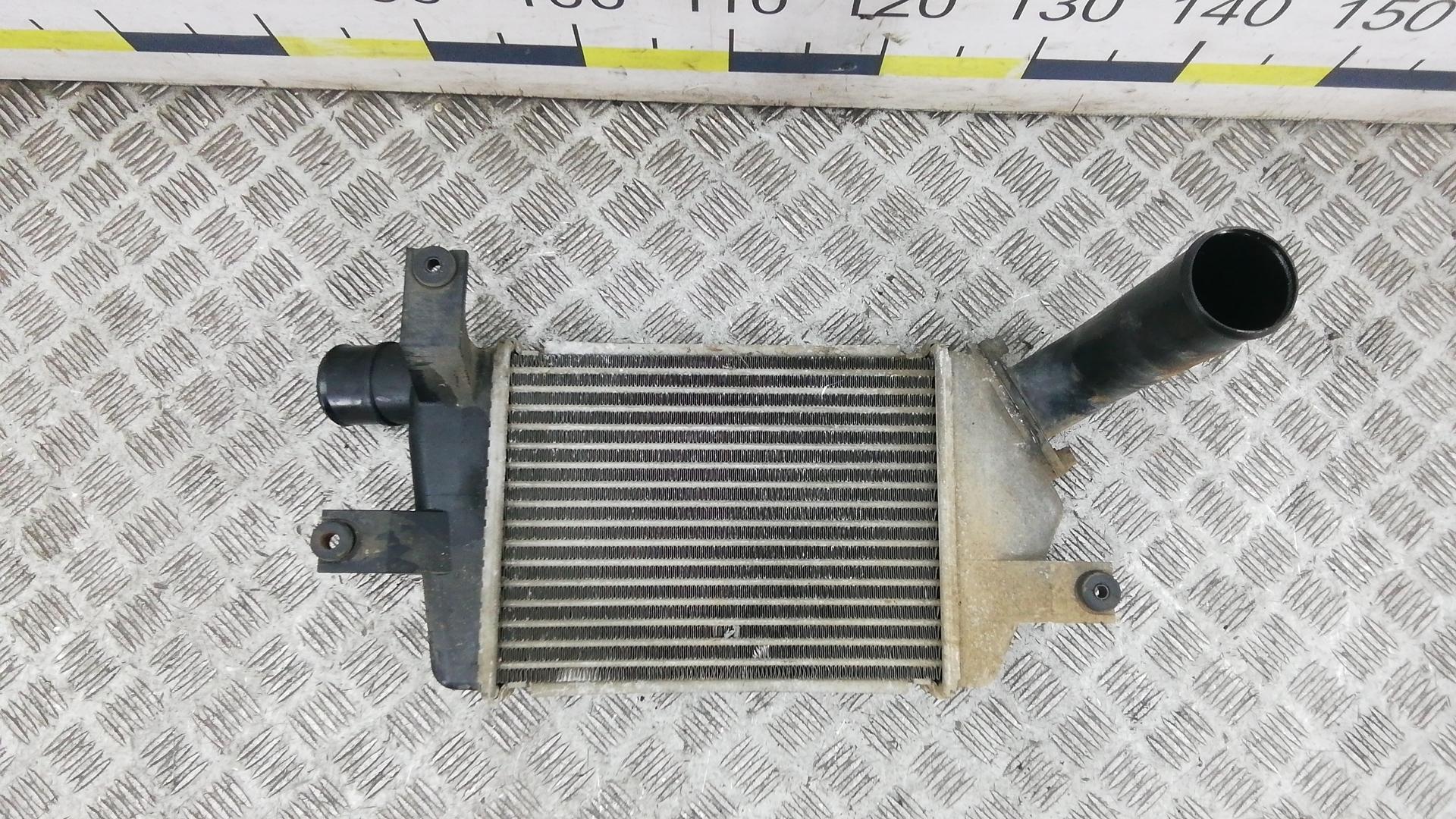 Радиатор интеркуллера, MITSUBISHI, L200 K4T, 2007