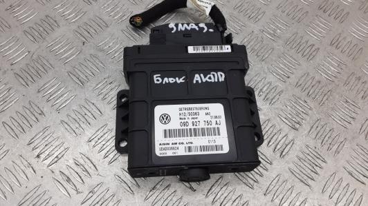 Блок управления АКПП   09D927750AJ, UDAD006924
