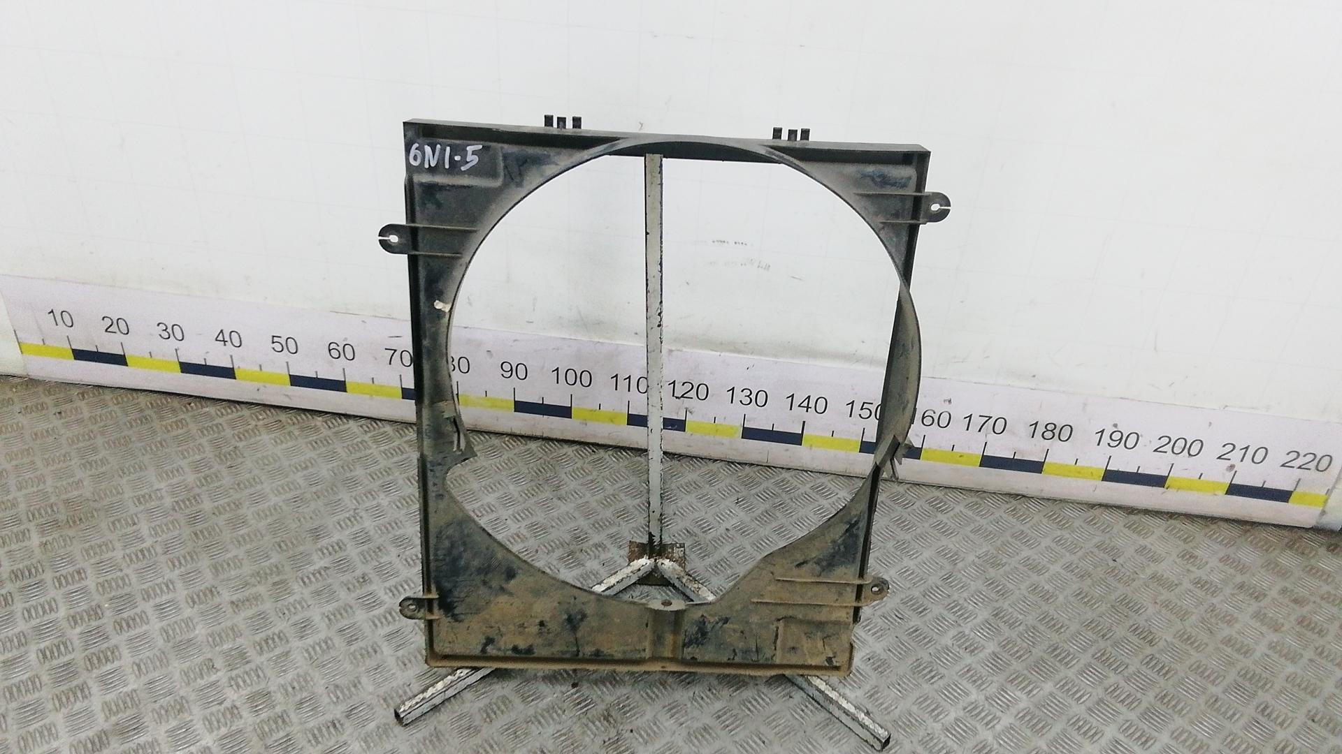 Диффузор вентилятора, MITSUBISHI, L200 K4T, 2007