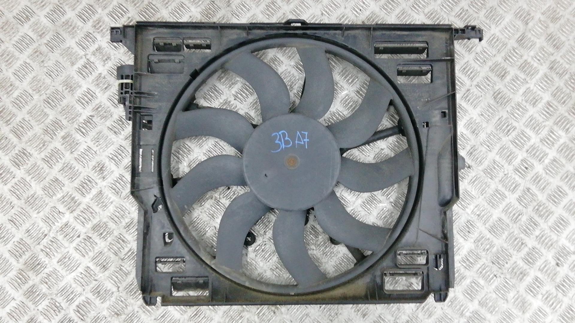 Вентилятор радиатора, BMW, 5 F10/F11, 2010