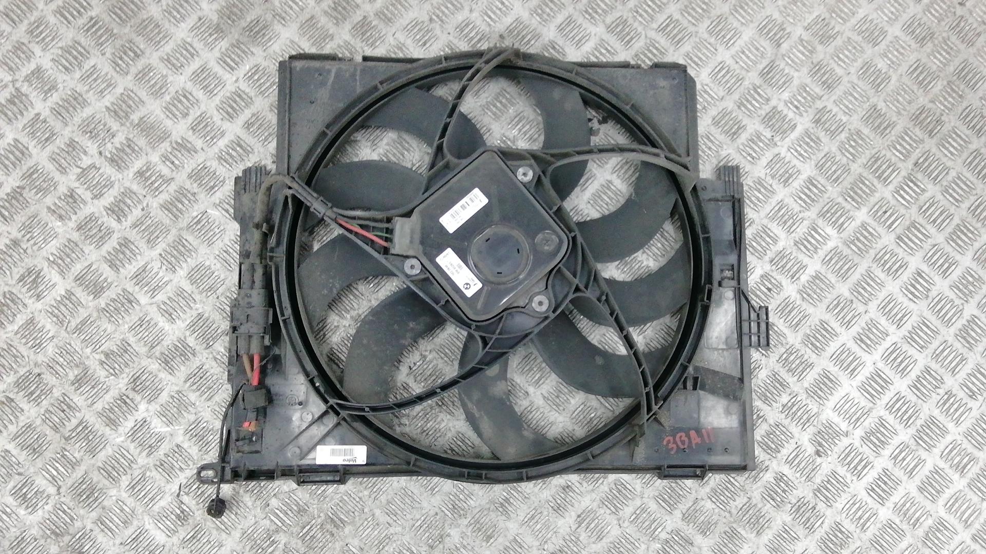 Вентилятор радиатора, BMW, 3 F30/F31, 2012