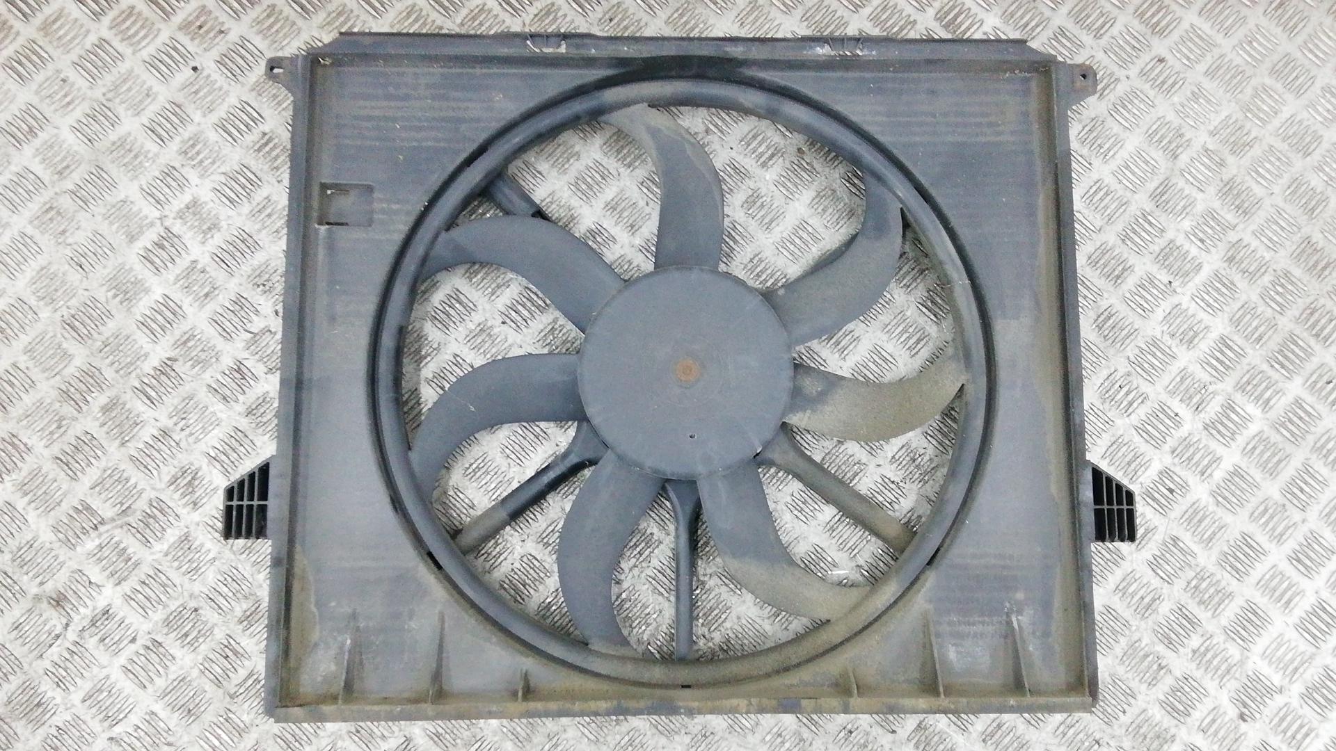 Вентилятор радиатора, MERCEDES BENZ, R-CLASS W251, 2007
